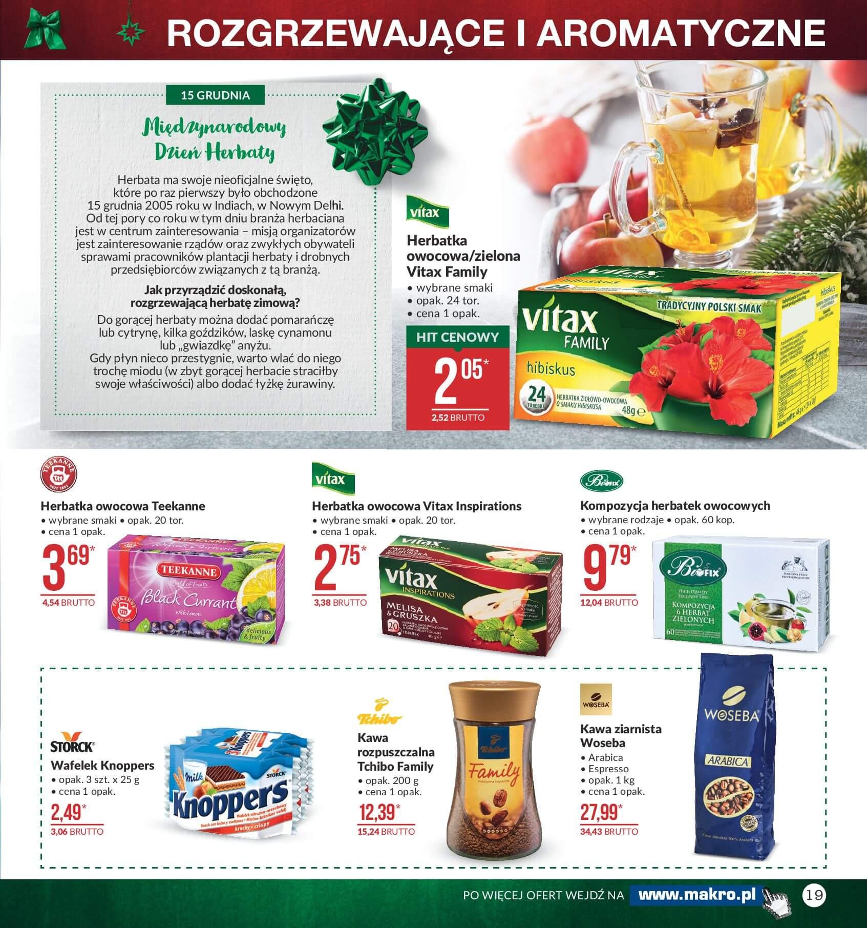 Gazetka Makro - Przygotuj się do świąt-04.12.2017-24.12.2017-page-19