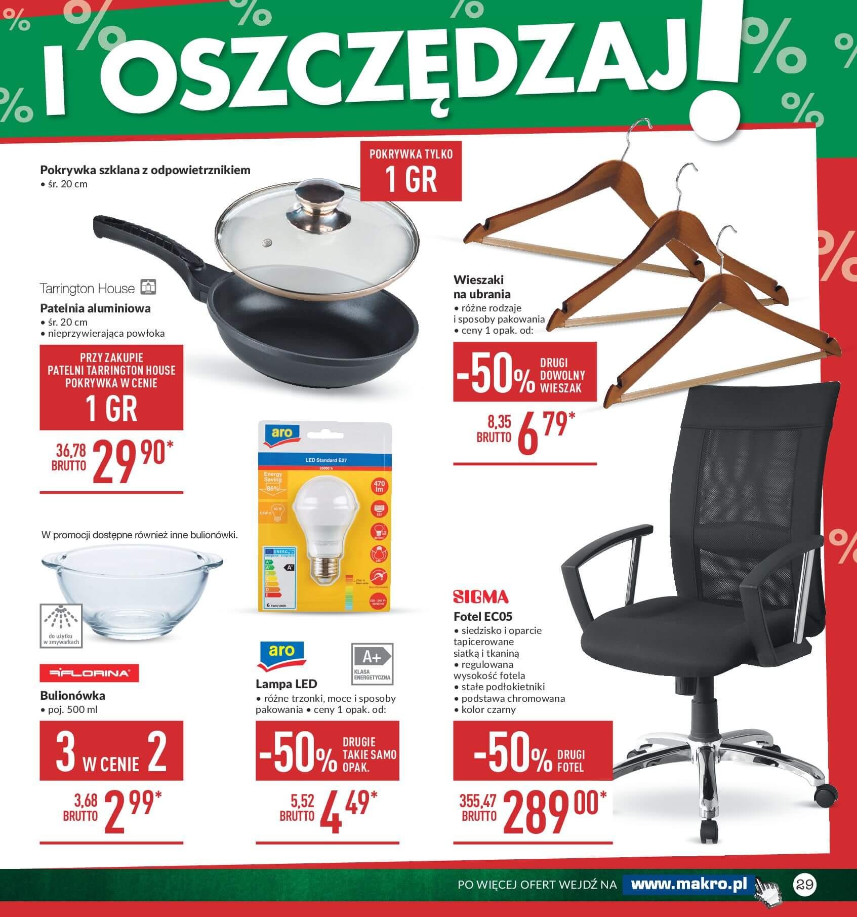 Gazetka Makro - Przygotuj się do świąt-04.12.2017-24.12.2017-page-29