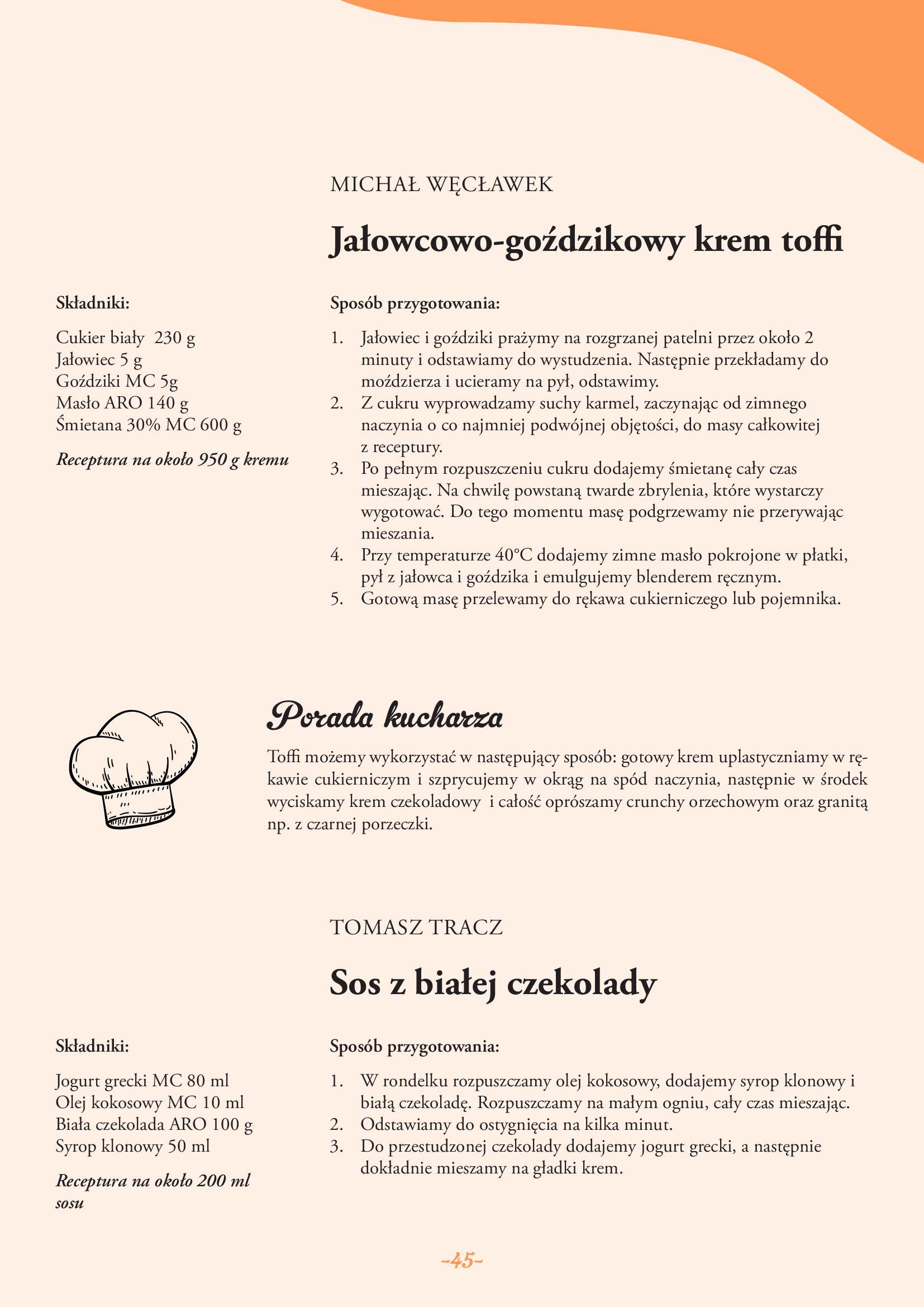 Gazetka Makro: Gazetka Makro - lody i desery 2021-05-21 page-45