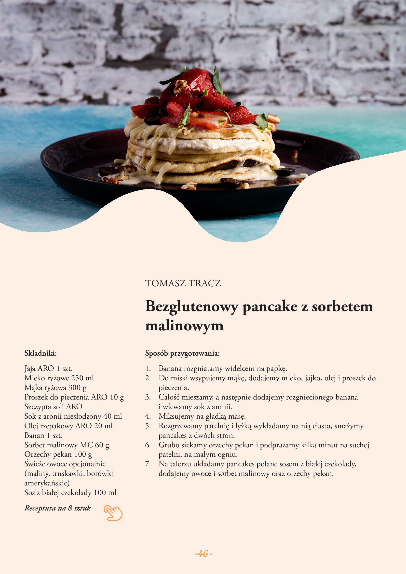 Gazetka Makro: Gazetka Makro - lody i desery 2021-05-21 page-46