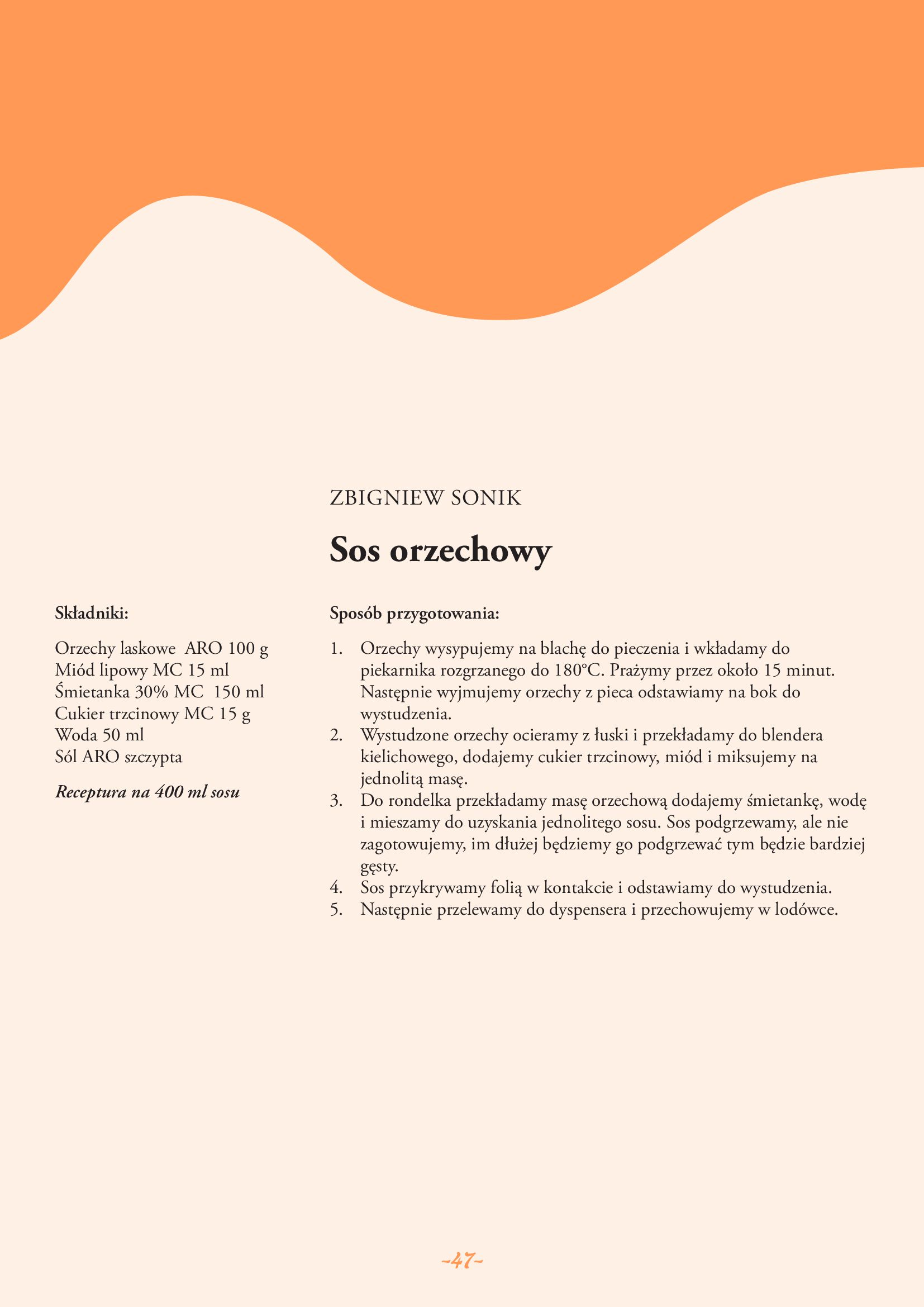 Gazetka Makro: Gazetka Makro - lody i desery 2021-05-21 page-47