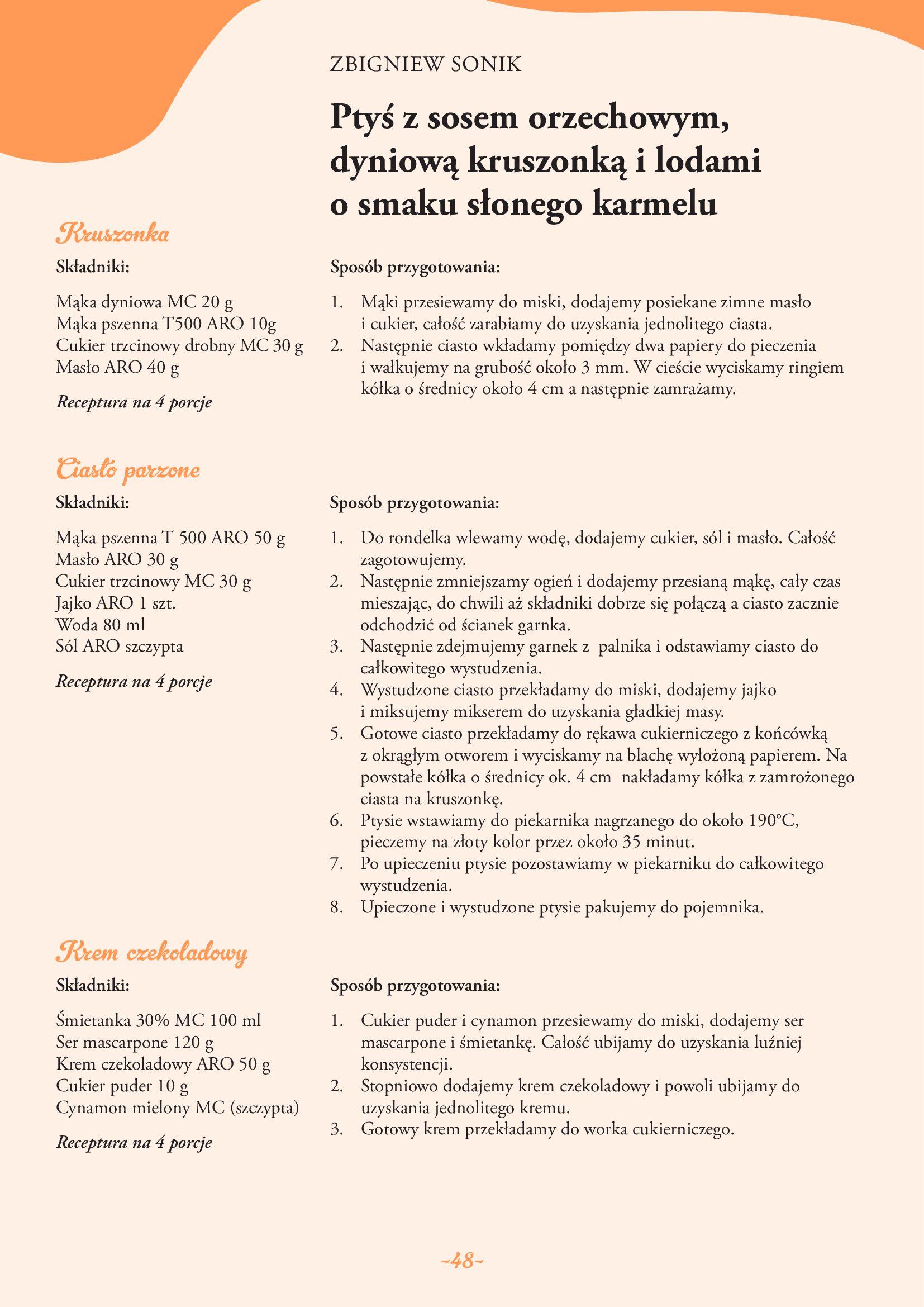 Gazetka Makro: Gazetka Makro - lody i desery 2021-05-21 page-48