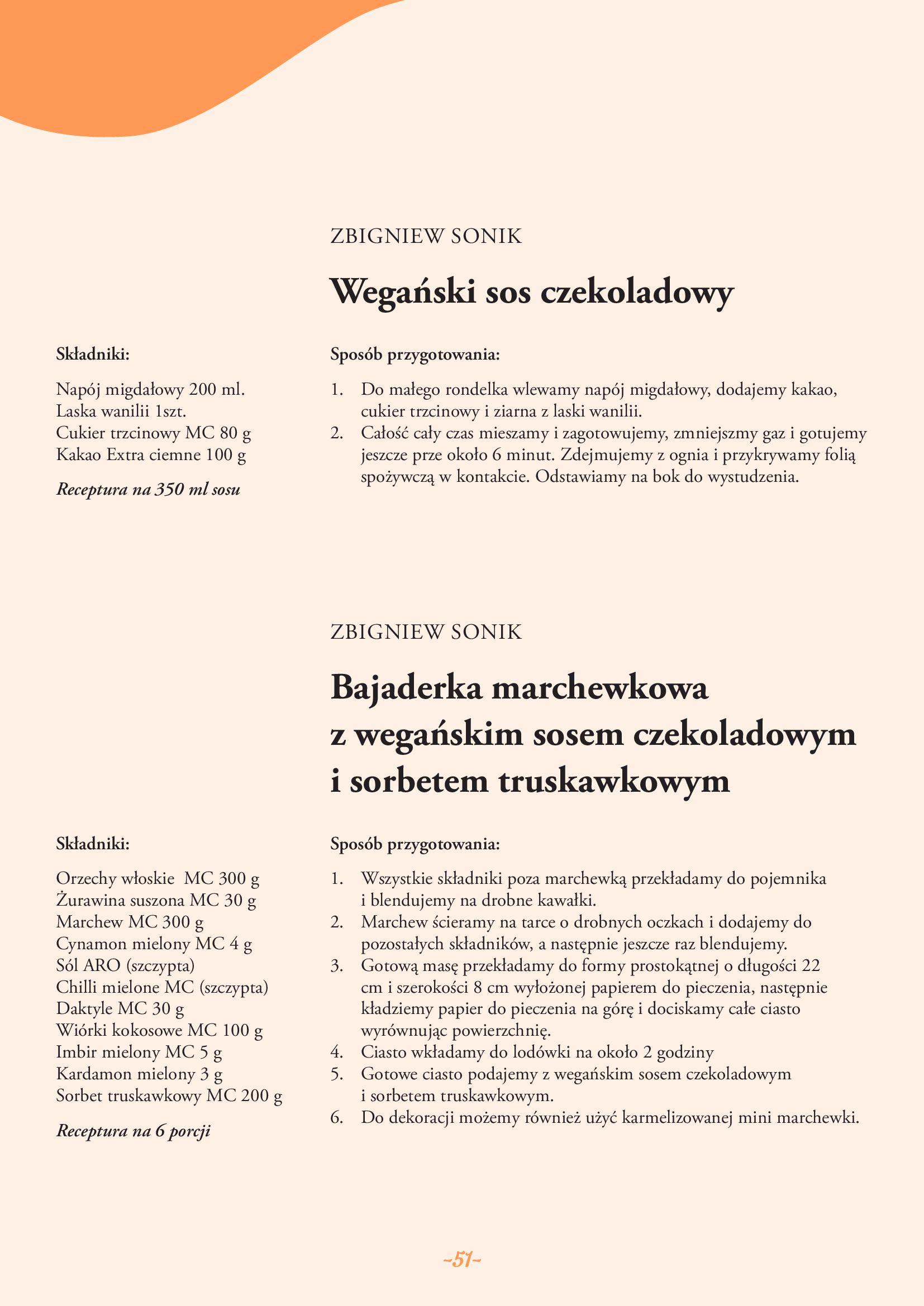 Gazetka Makro: Gazetka Makro - lody i desery 2021-05-21 page-51