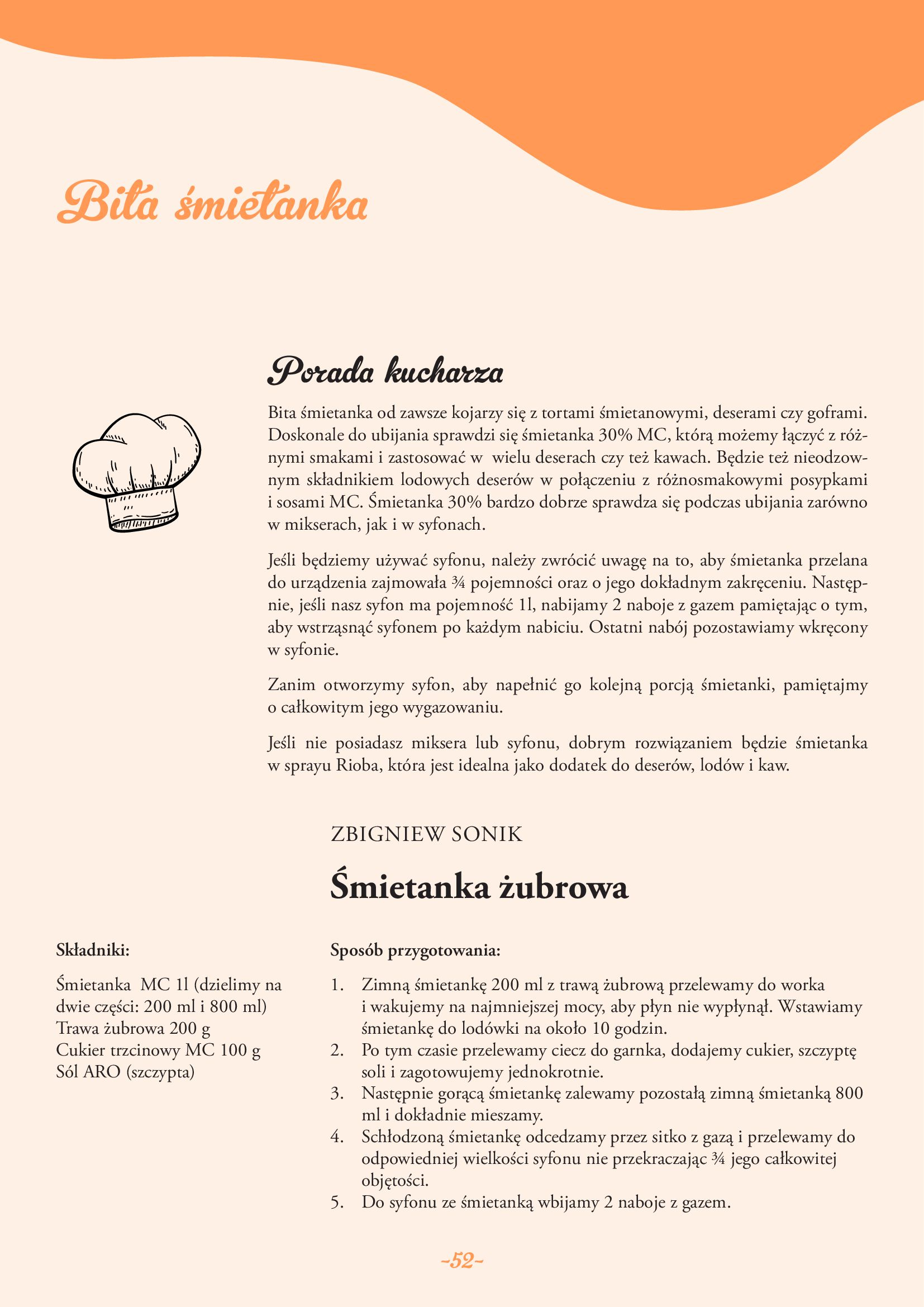 Gazetka Makro: Gazetka Makro - lody i desery 2021-05-21 page-52