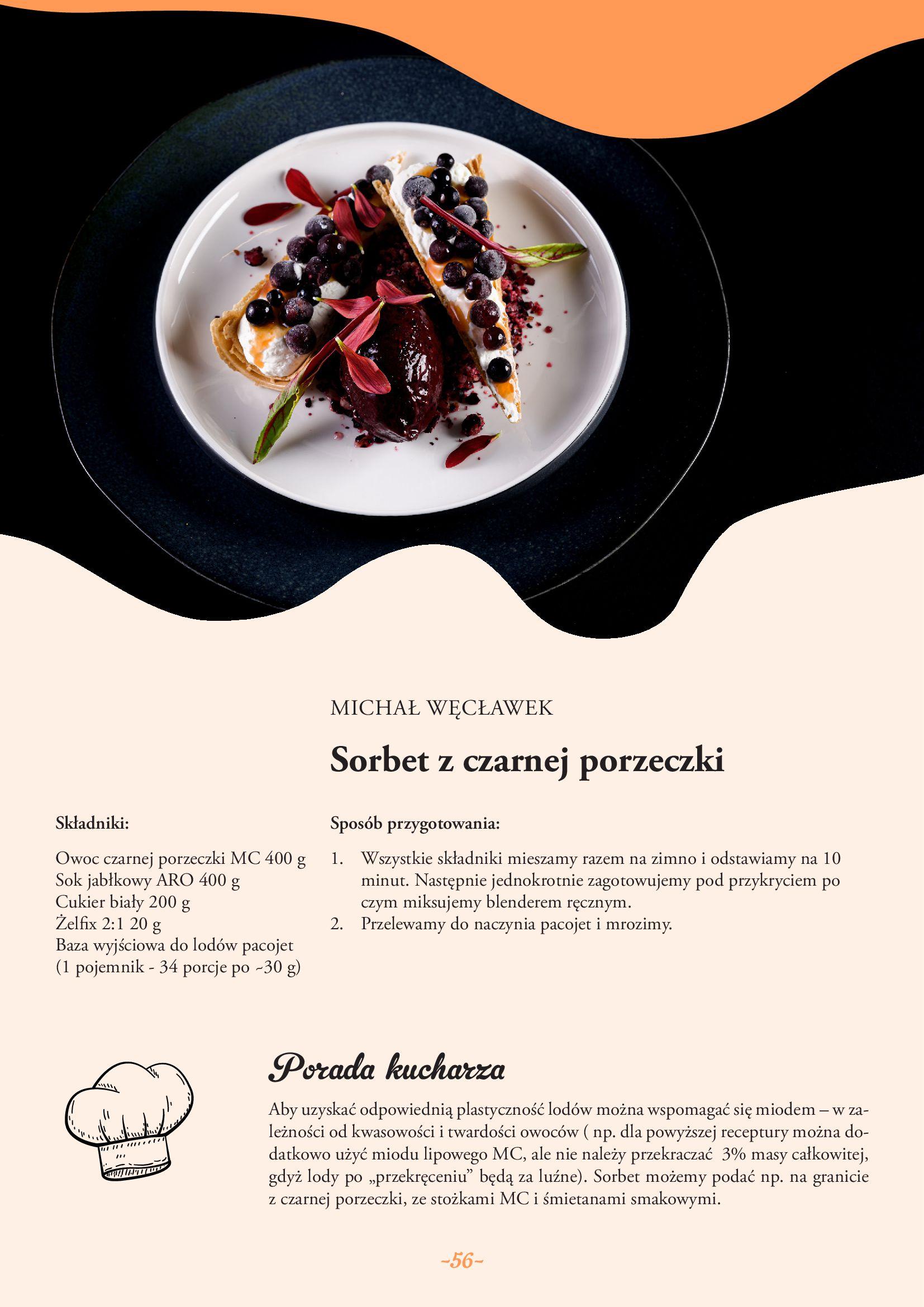Gazetka Makro: Gazetka Makro - lody i desery 2021-05-21 page-56