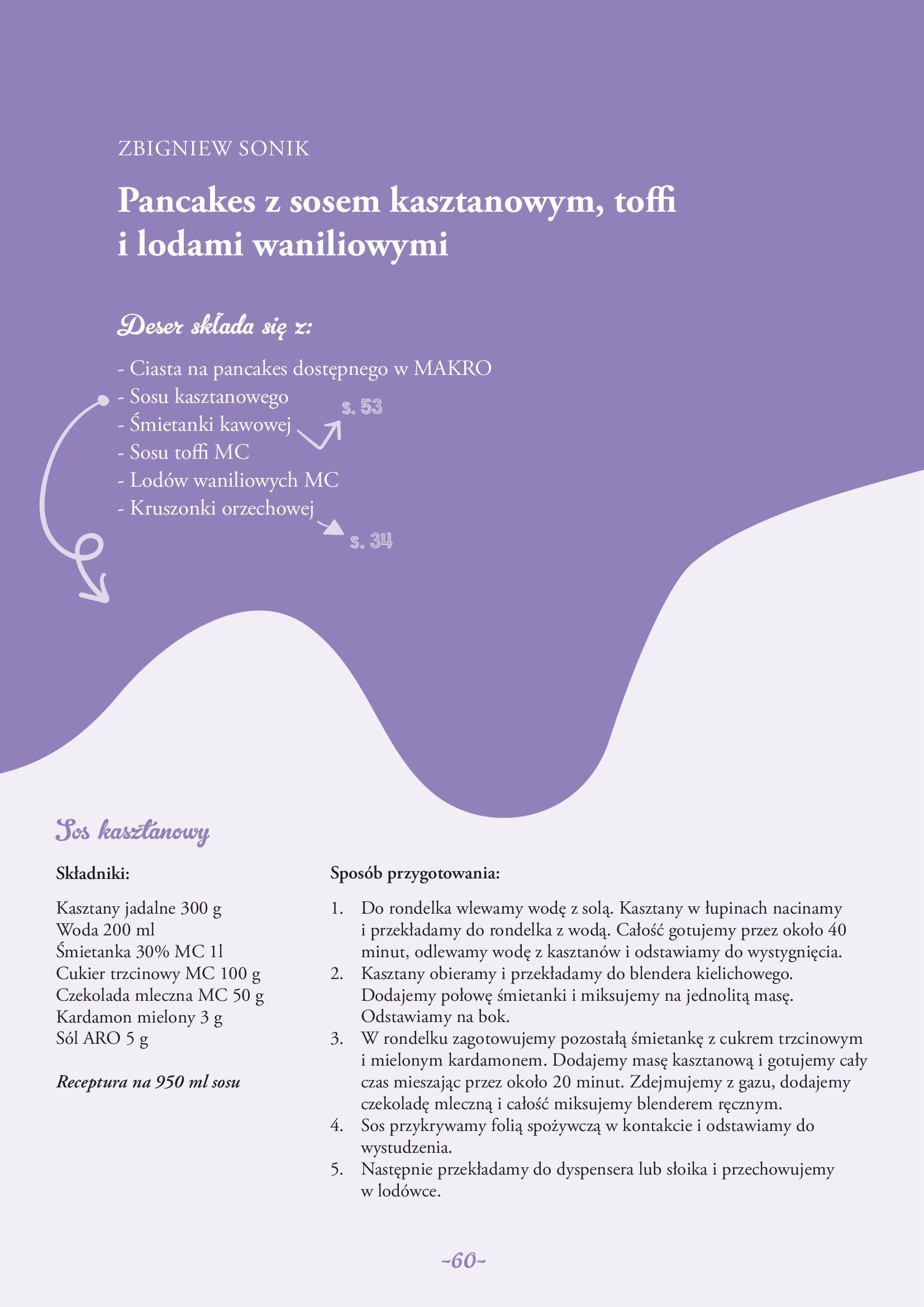 Gazetka Makro: Gazetka Makro - lody i desery 2021-05-21 page-60