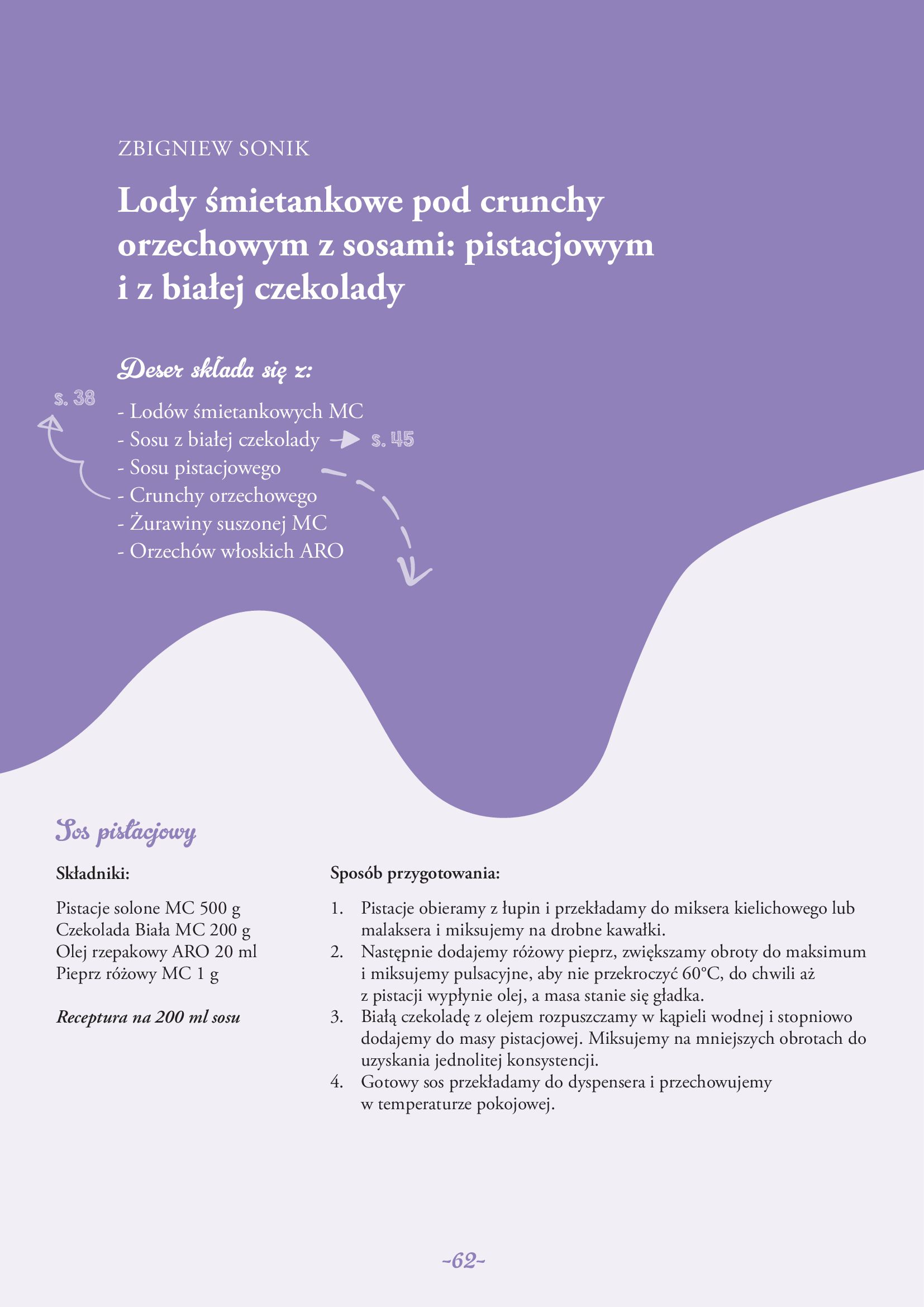 Gazetka Makro: Gazetka Makro - lody i desery 2021-05-21 page-62