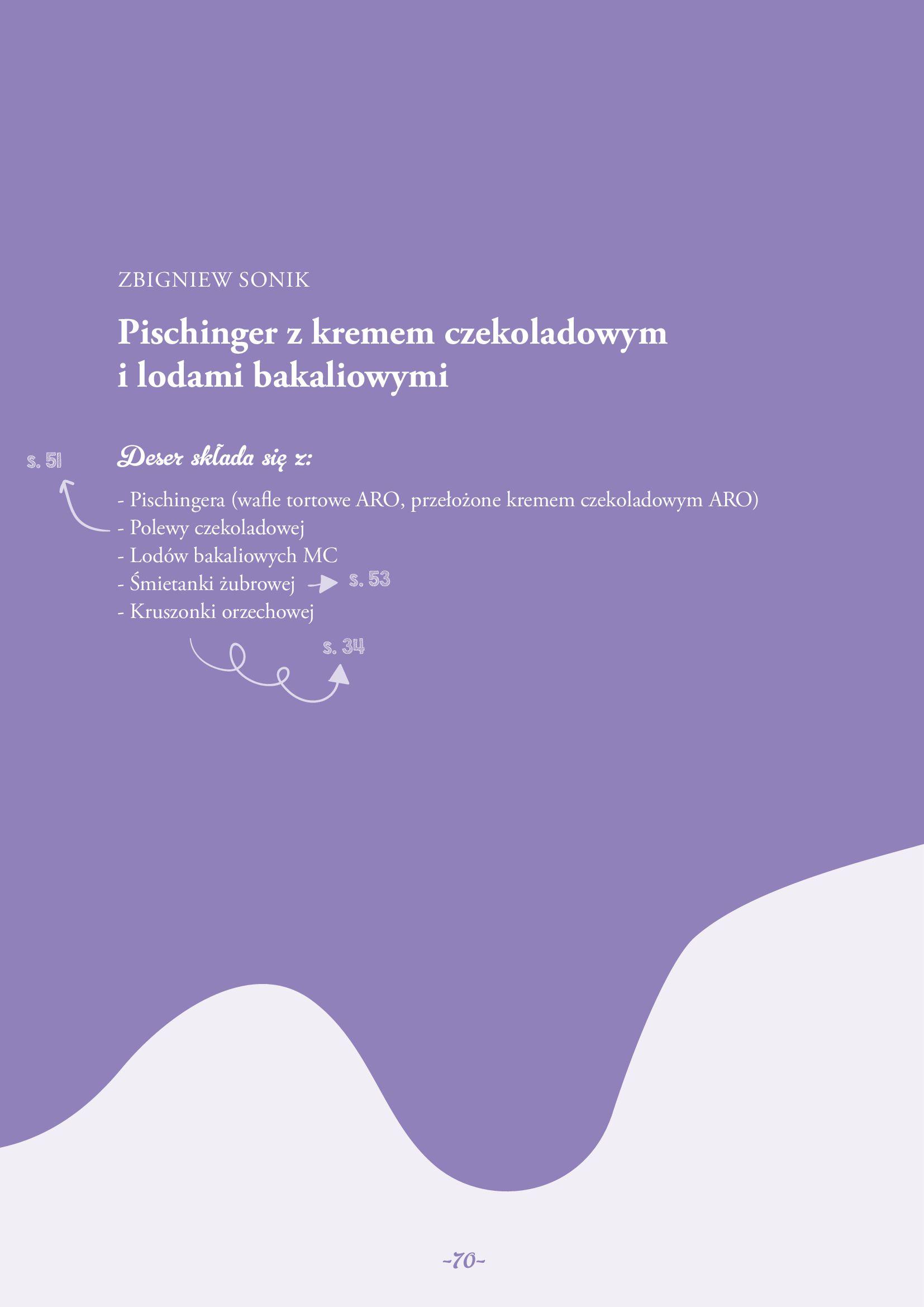 Gazetka Makro: Gazetka Makro - lody i desery 2021-05-21 page-70