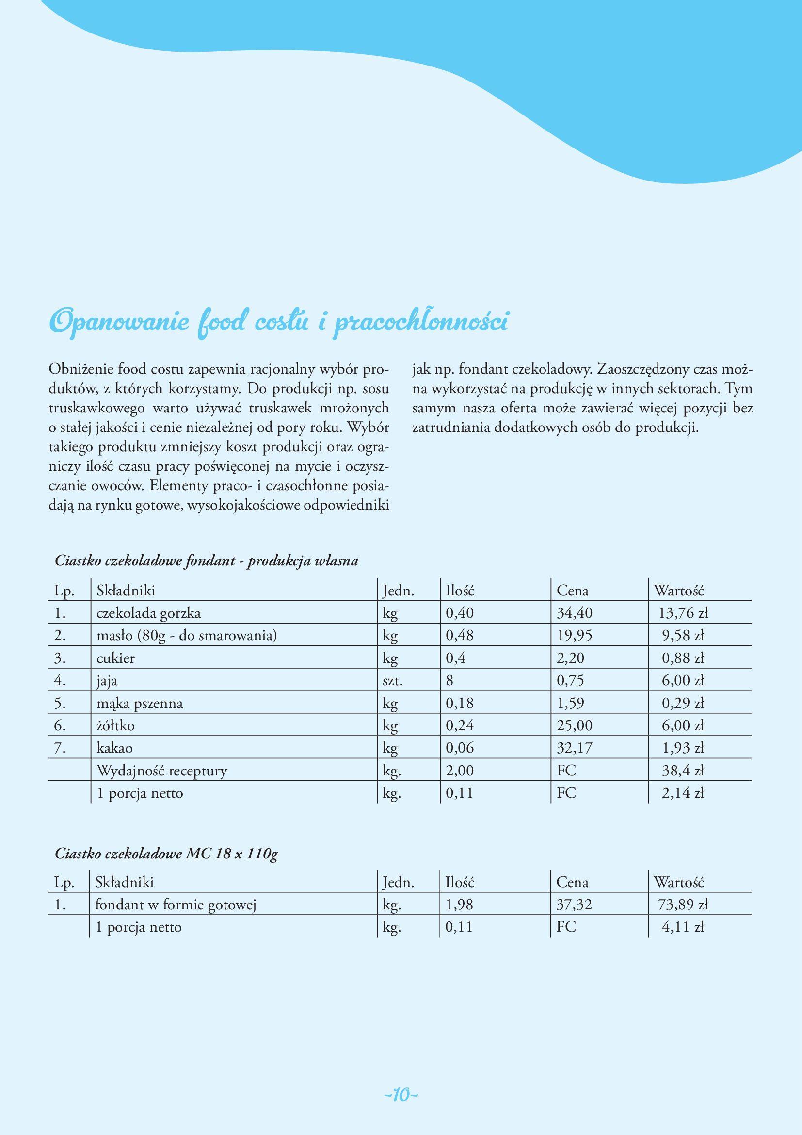 Gazetka Makro: Gazetka Makro - lody i desery 2021-05-21 page-10