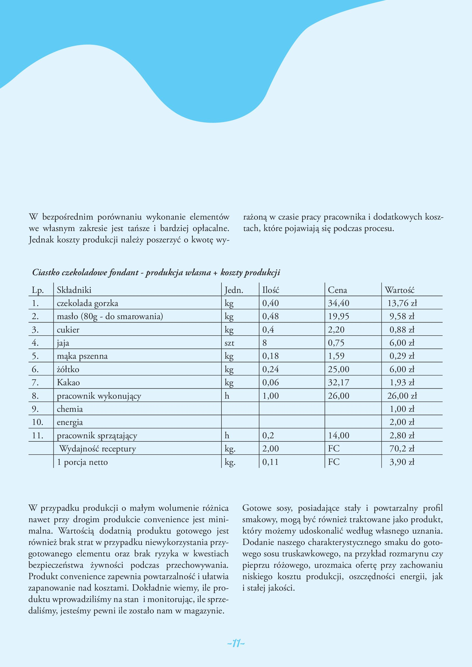 Gazetka Makro: Gazetka Makro - lody i desery 2021-05-21 page-11