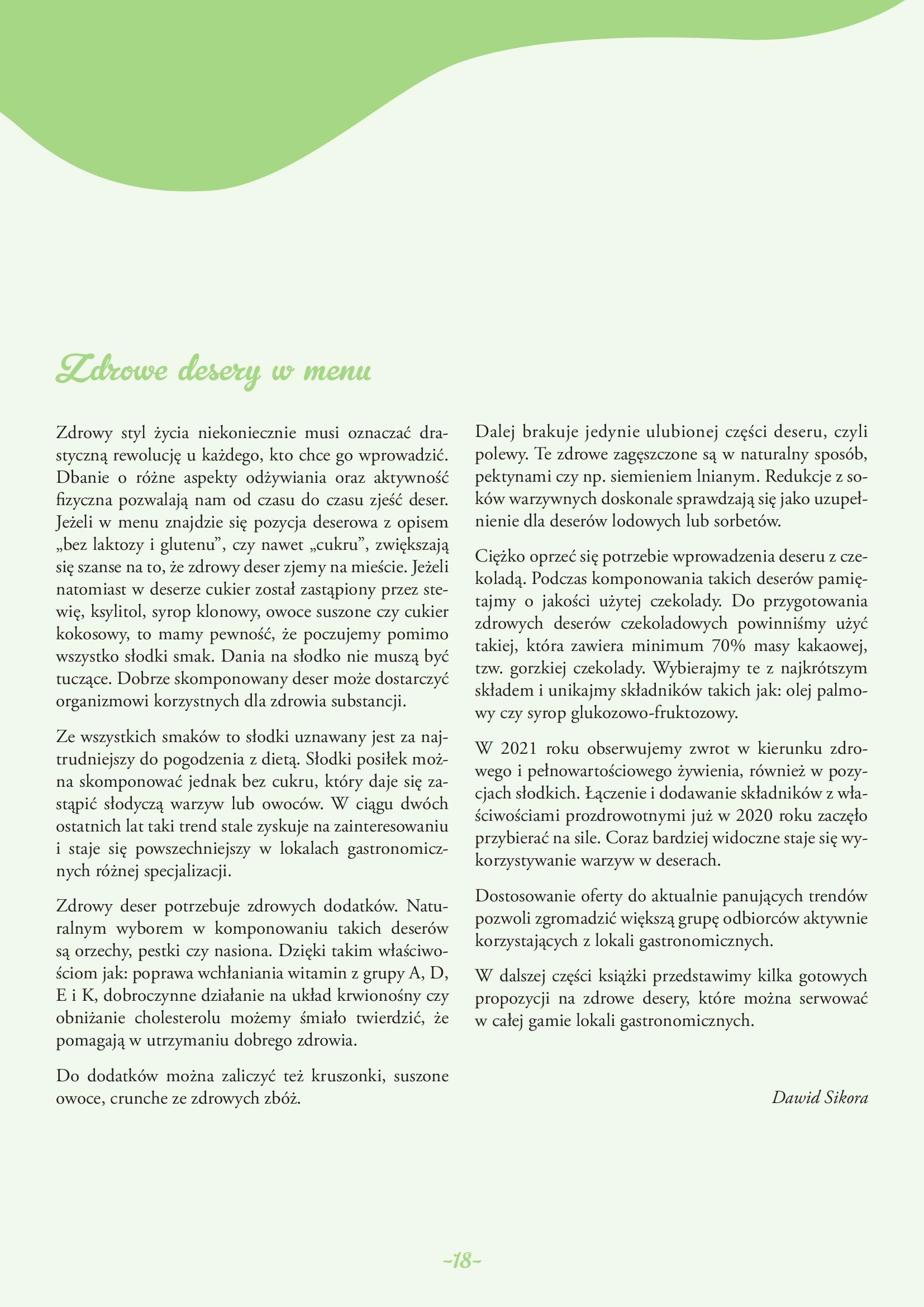 Gazetka Makro: Gazetka Makro - lody i desery 2021-05-21 page-18