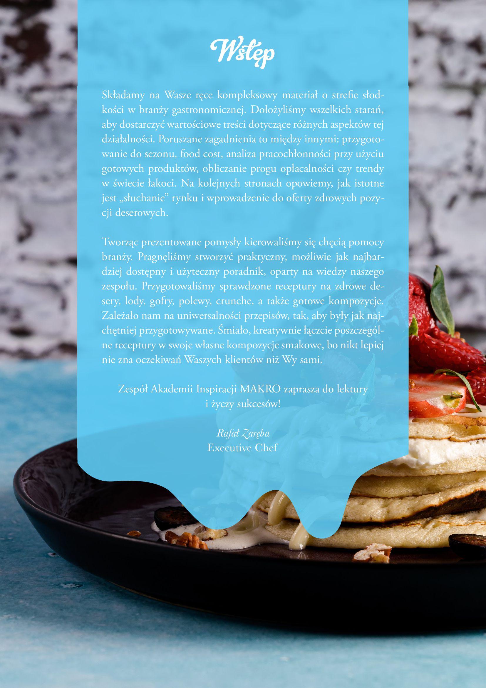 Gazetka Makro: Gazetka Makro - lody i desery 2021-05-21 page-3