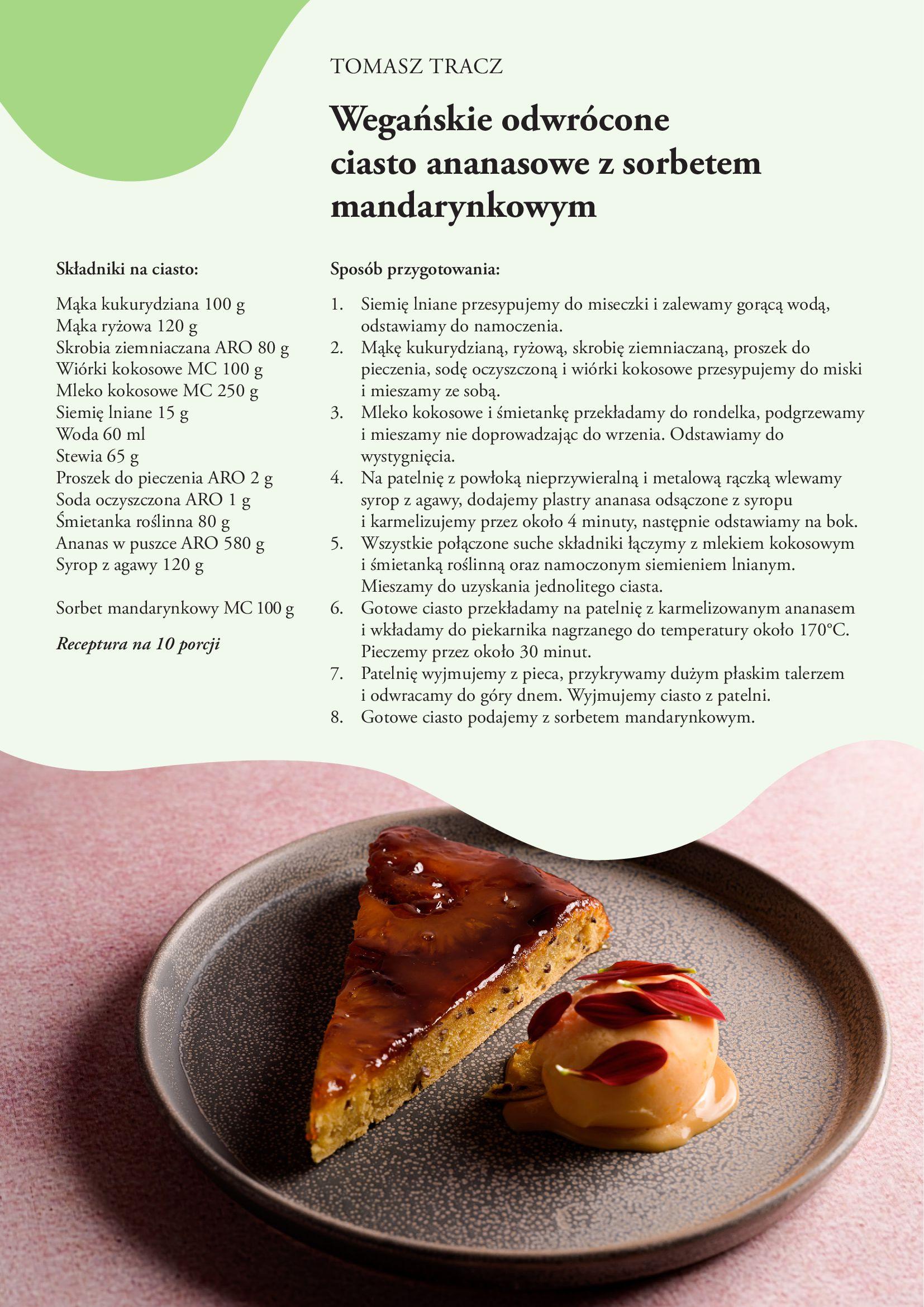 Gazetka Makro: Gazetka Makro - lody i desery 2021-05-21 page-24