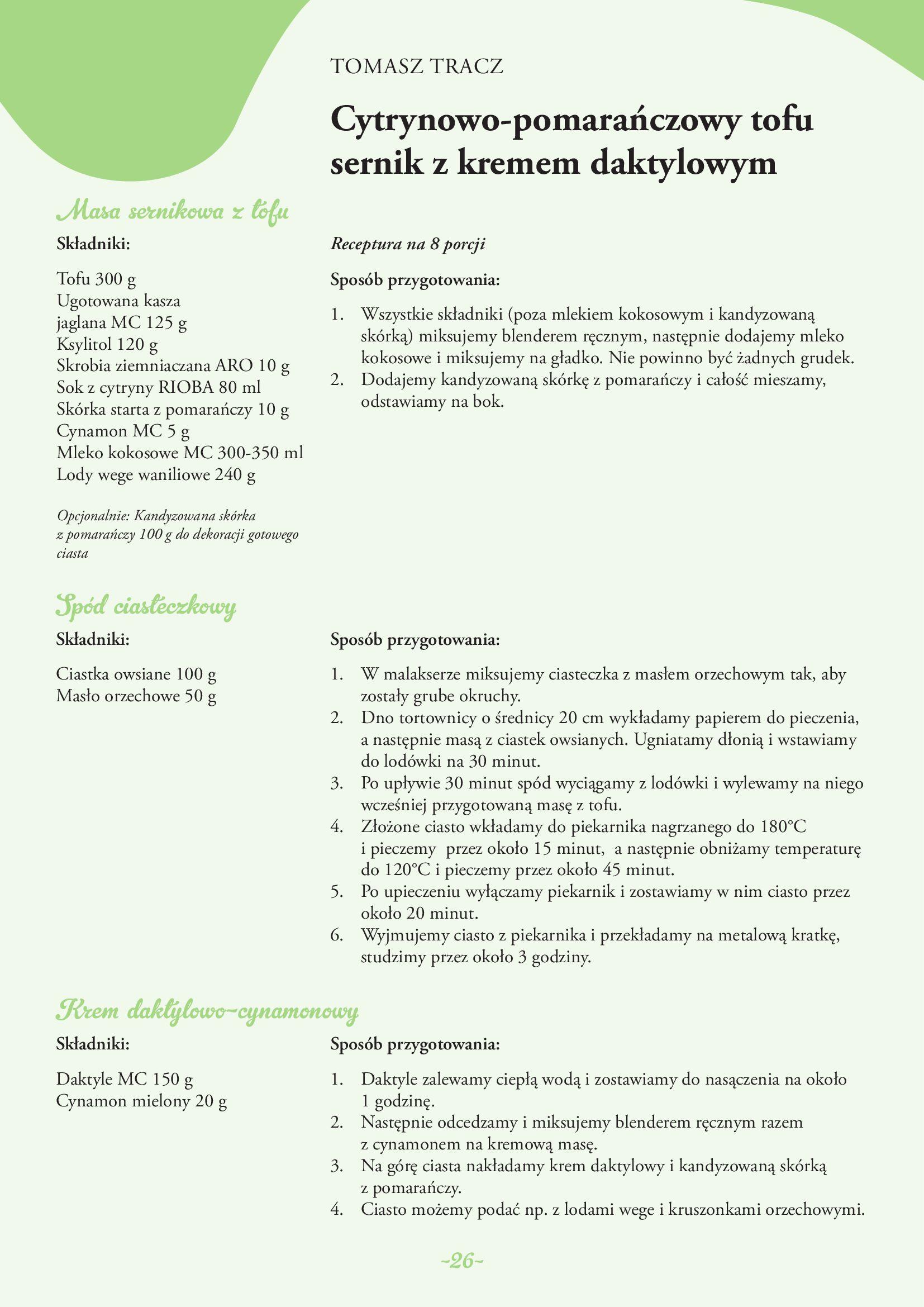 Gazetka Makro: Gazetka Makro - lody i desery 2021-05-21 page-26