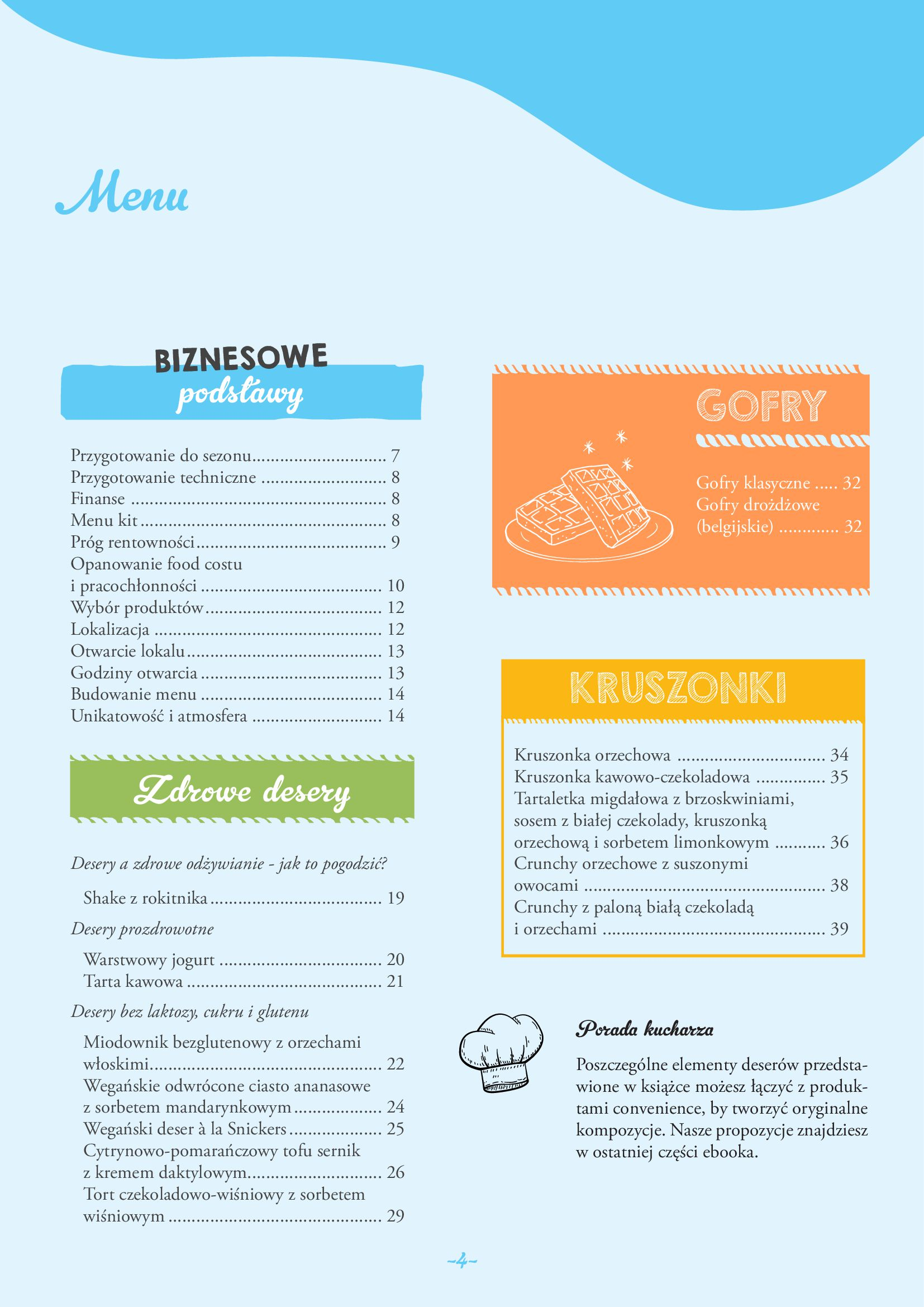 Gazetka Makro: Gazetka Makro - lody i desery 2021-05-21 page-4