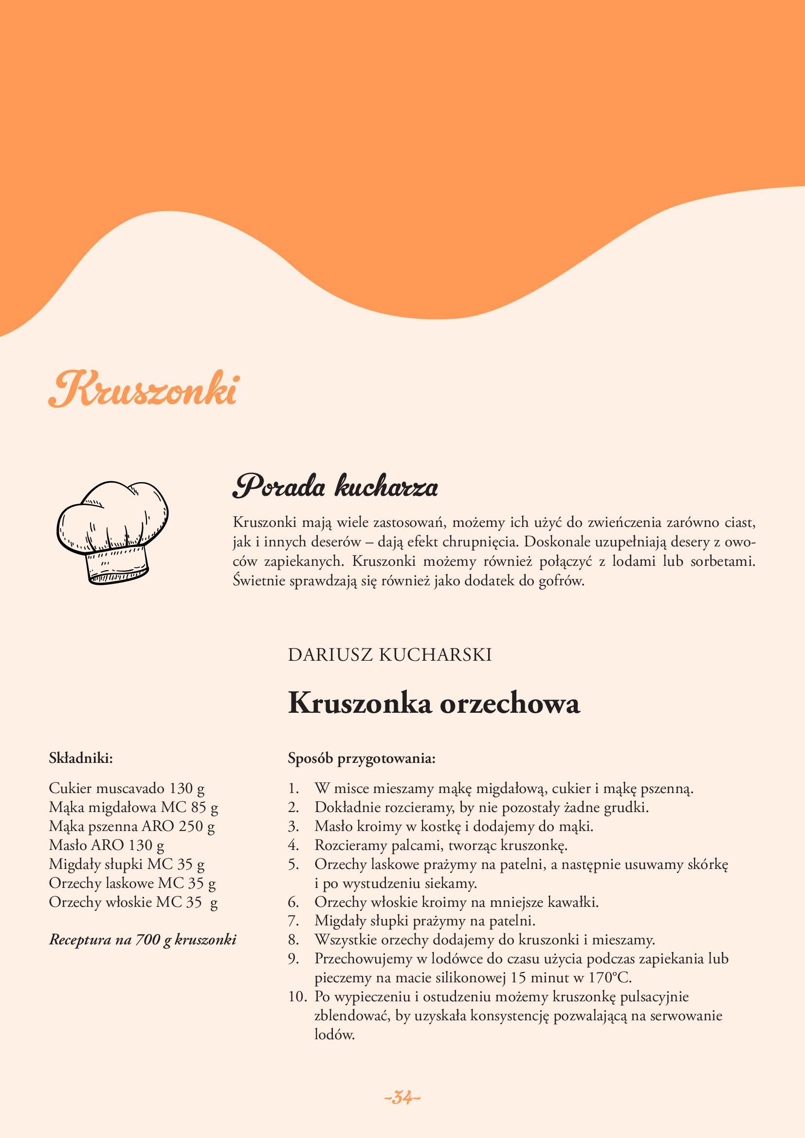 Gazetka Makro: Gazetka Makro - lody i desery 2021-05-21 page-34