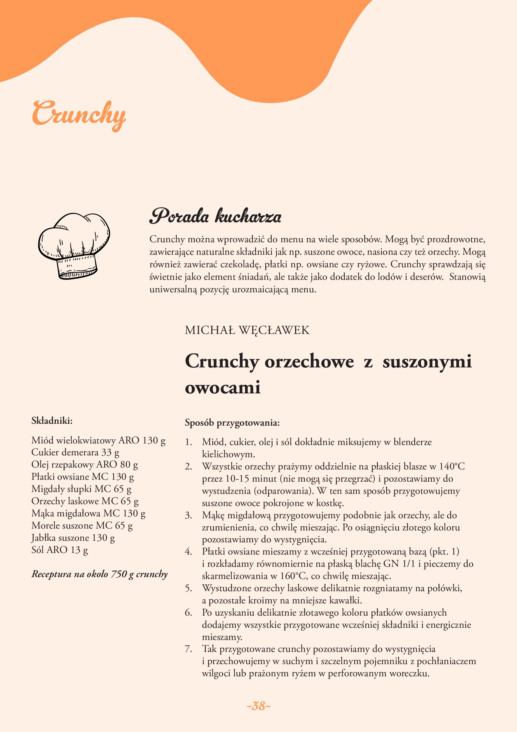 Gazetka Makro: Gazetka Makro - lody i desery 2021-05-21 page-38