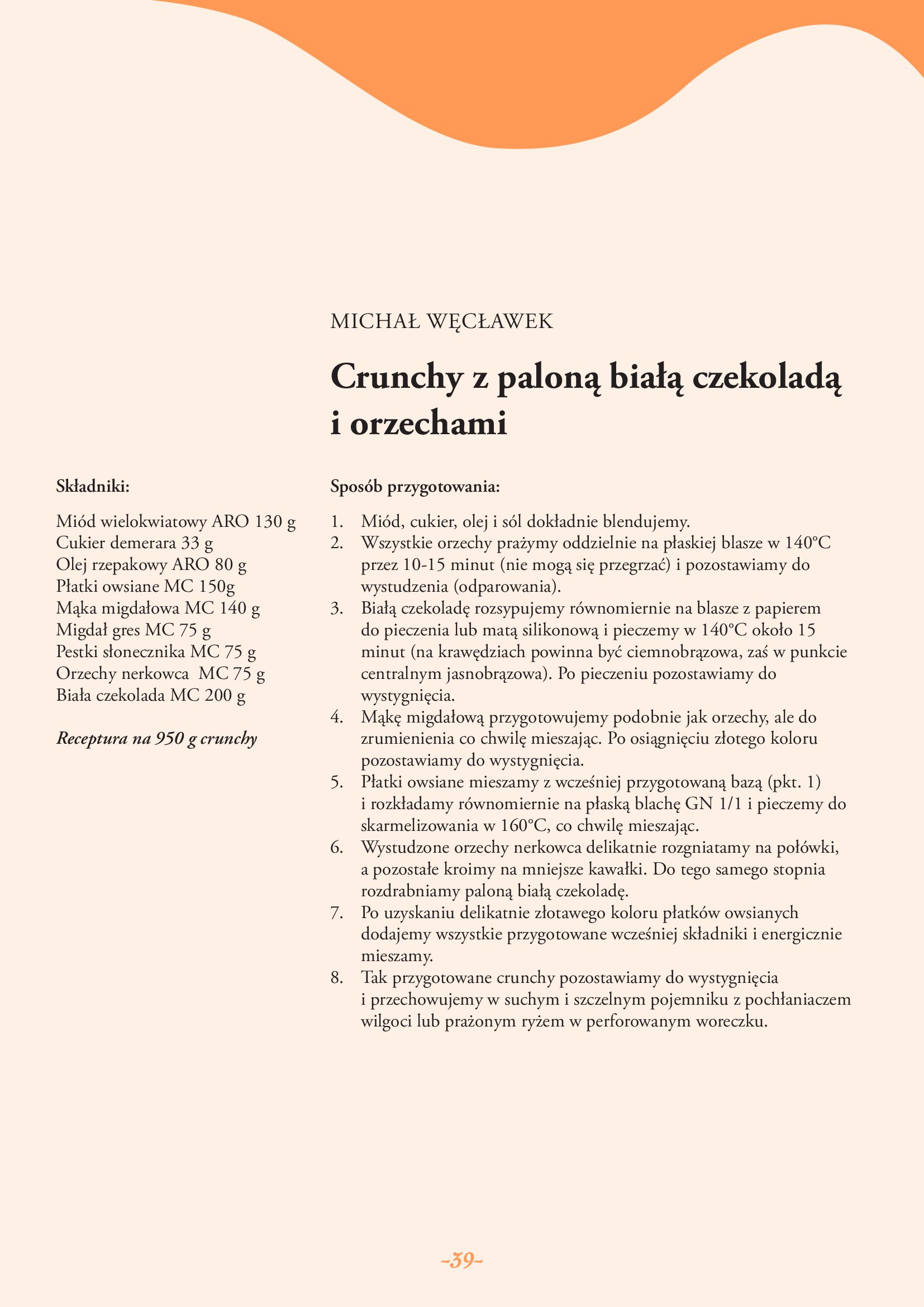 Gazetka Makro: Gazetka Makro - lody i desery 2021-05-21 page-39