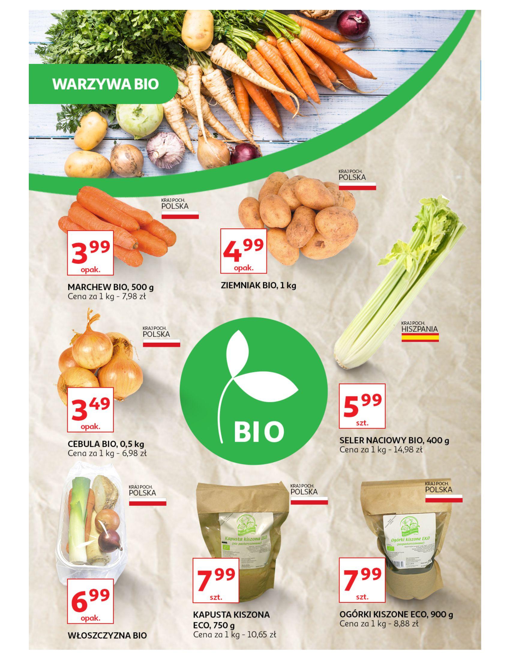 Gazetka Auchan - Sezonowe historie Hipermarkety-04.09.2019-11.09.2019-page-