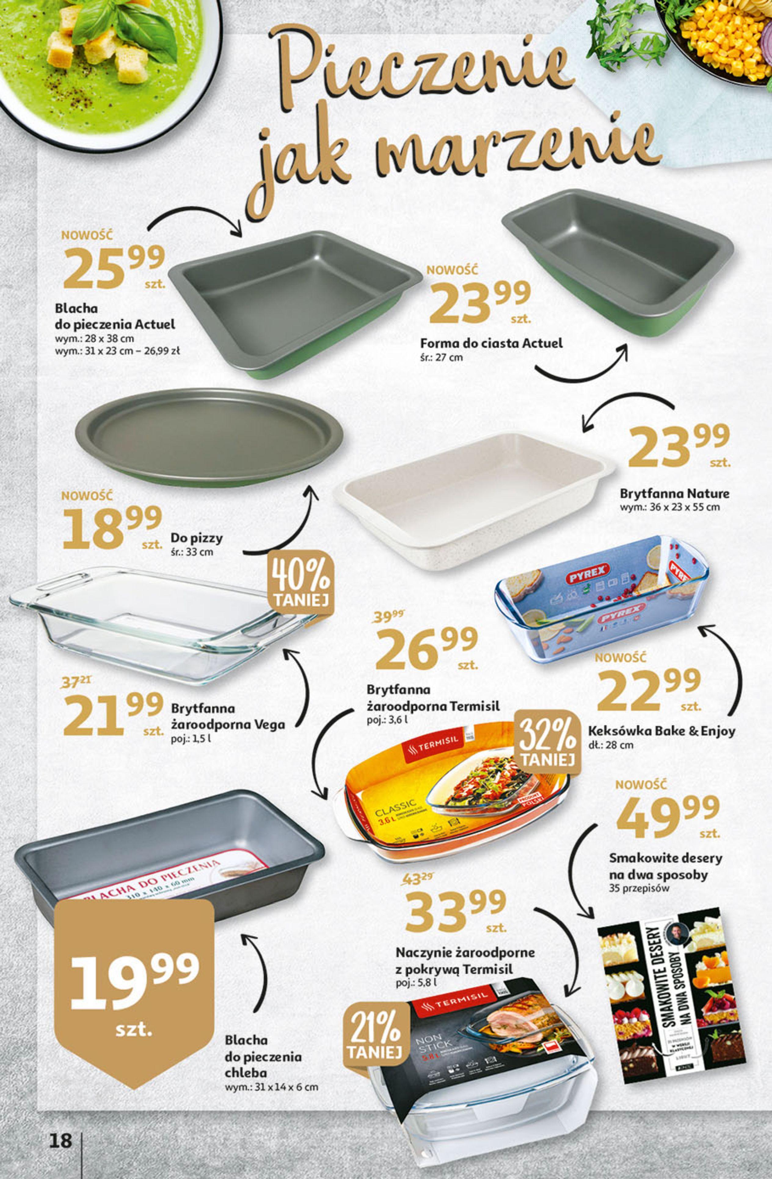 Gazetka Auchan: Gazetka Auchan - Hiperoszczędzanie w wersji Maxi Paki Hipermarkety 2021-09-16 page-18