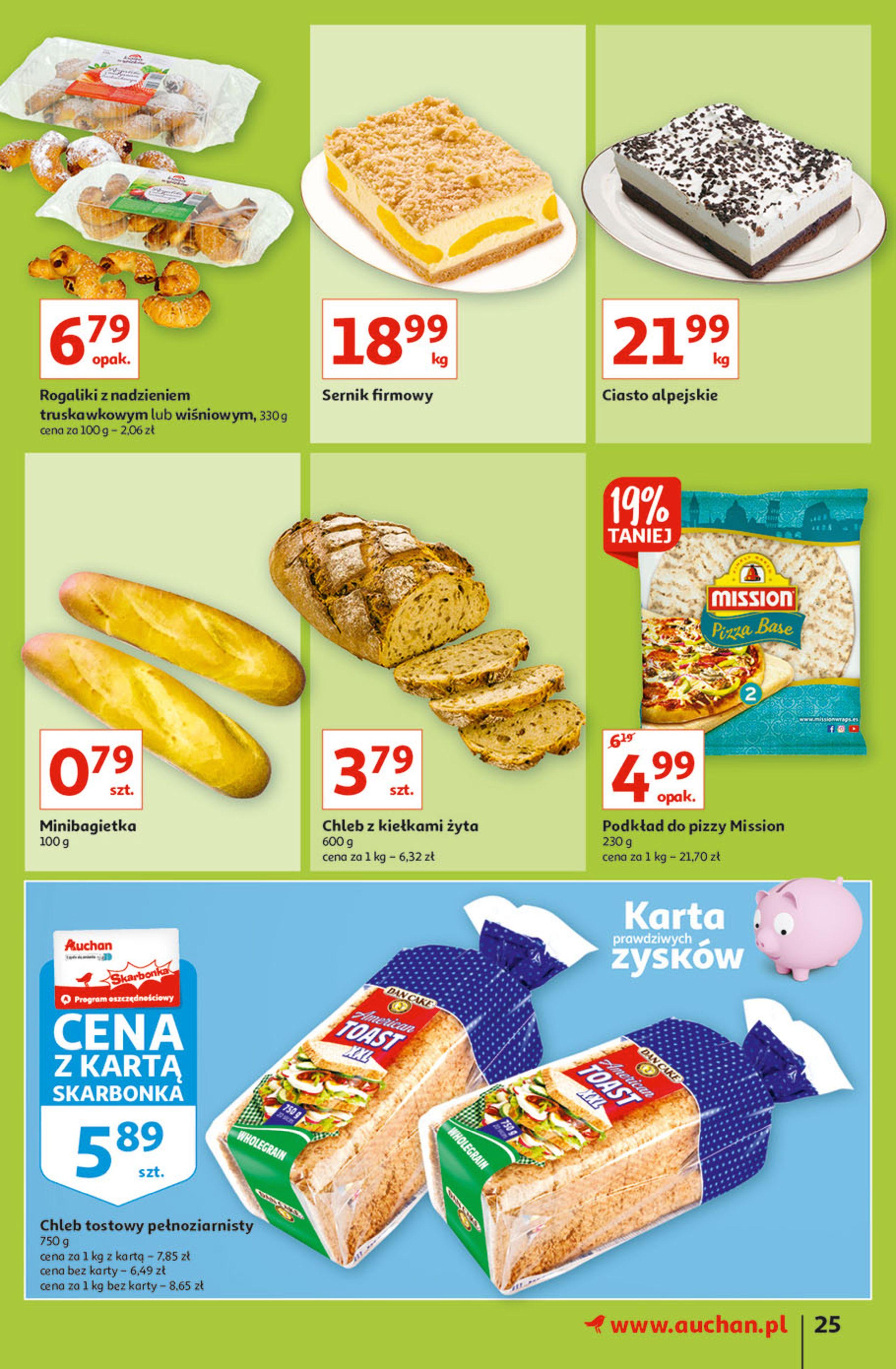 Gazetka Auchan: Gazetka Auchan - Hiperoszczędzanie w wersji Maxi Paki Hipermarkety 2021-09-16 page-25