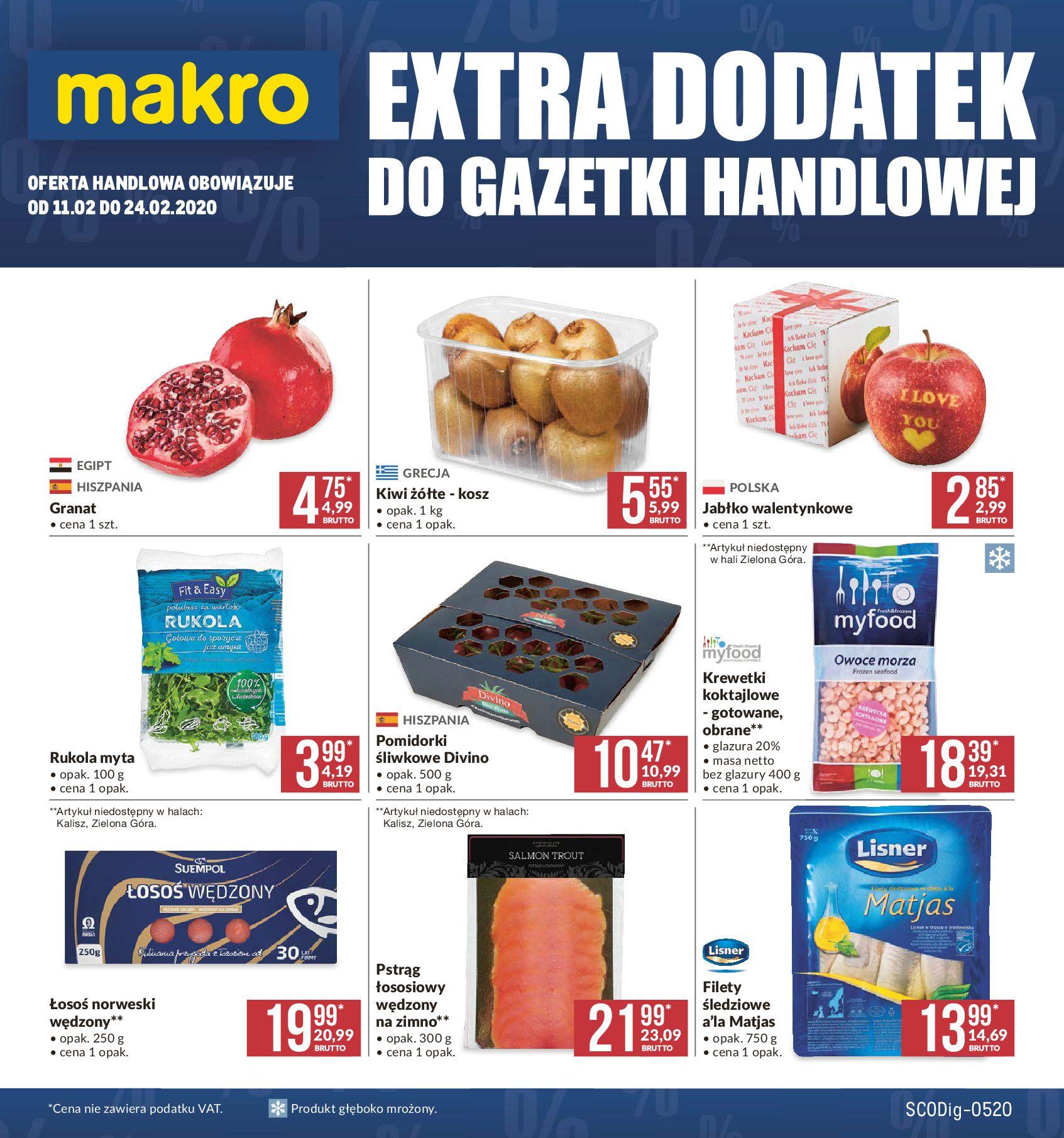 Gazetka Makro - Extra dodatek-10.02.2020-24.02.2020-page-1