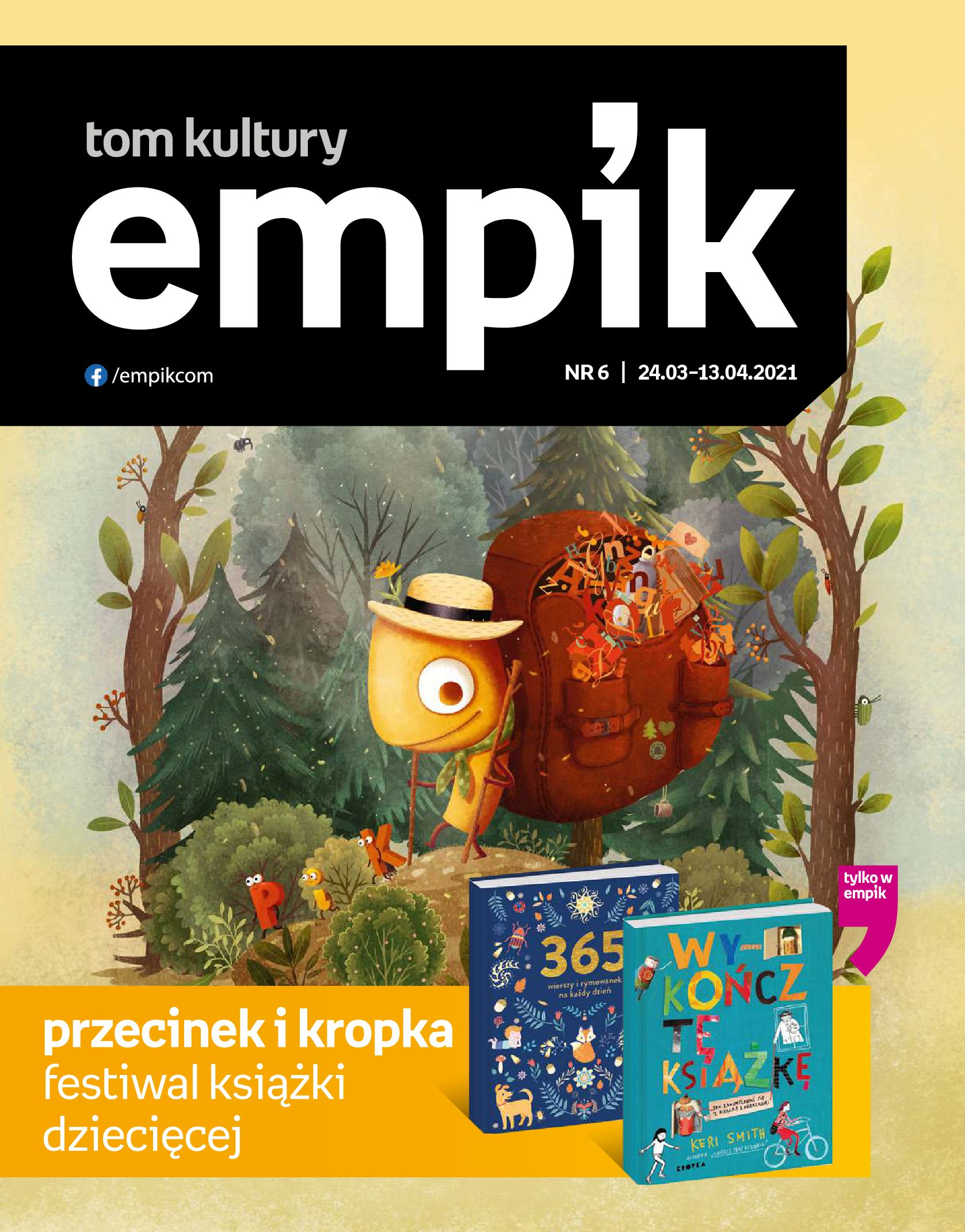 Empik:  Tom kultury 23.03.2021