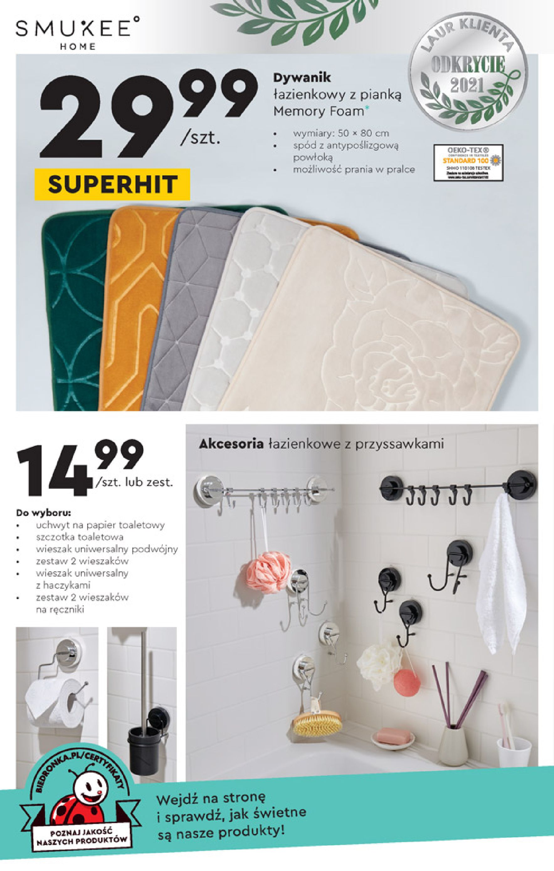 Gazetka Biedronka: Gazetka Biedronka - katalog od 13.09. 2021-09-13 page-6