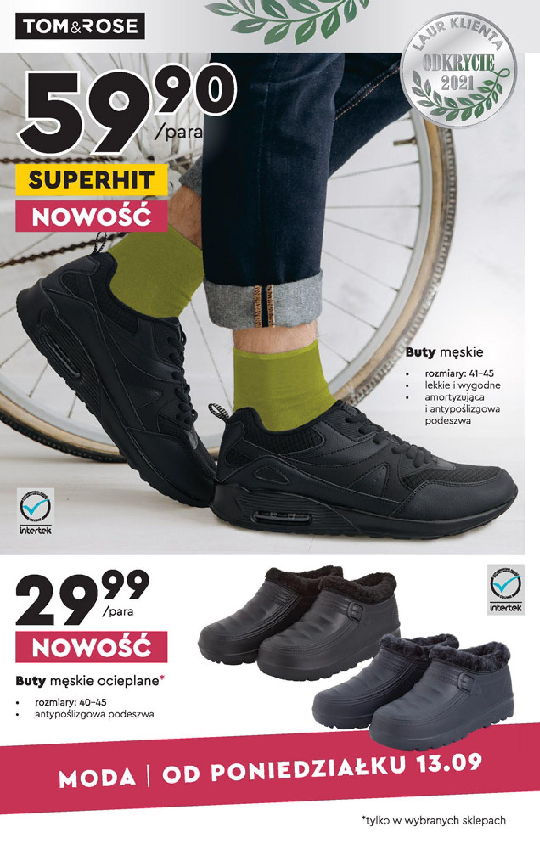 Gazetka Biedronka: Gazetka Biedronka - katalog od 13.09. 2021-09-13 page-15