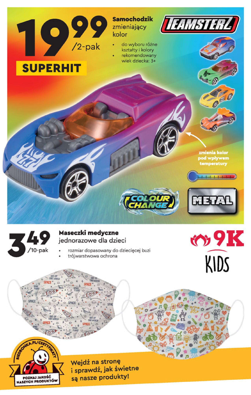 Gazetka Biedronka: Gazetka Biedronka - katalog od 13.09. 2021-09-13 page-16