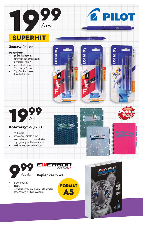 Gazetka Biedronka: Gazetka Biedronka - katalog od 13.09. 2021-09-13 page-20