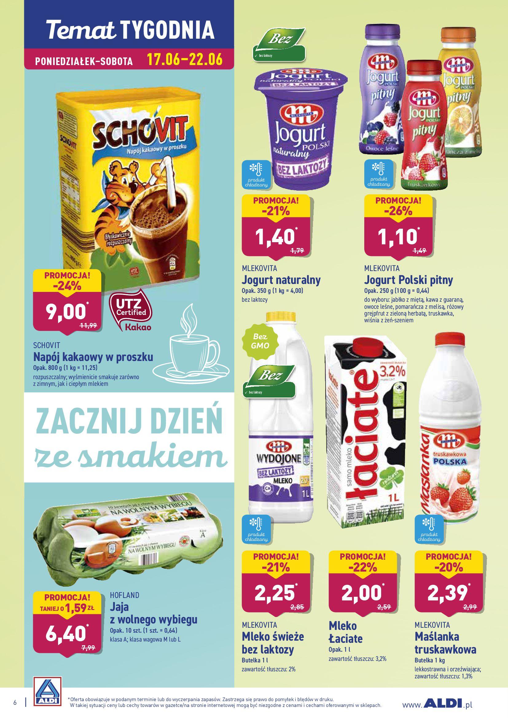 Gazetka Aldi - ZACZNIJ DZIEŃ ze smakiem-16.06.2019-22.06.2019-page-