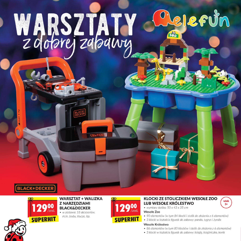 Gazetka Biedronka - Zabawki w Biedronce-11.11.2019-15.12.2019-page-64