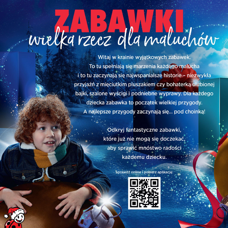 Gazetka Biedronka - Zabawki w Biedronce-11.11.2019-15.12.2019-page-2