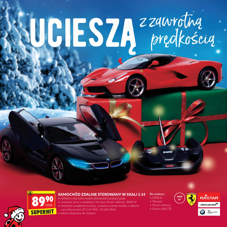 Gazetka Biedronka - Zabawki w Biedronce-11.11.2019-15.12.2019-page-22