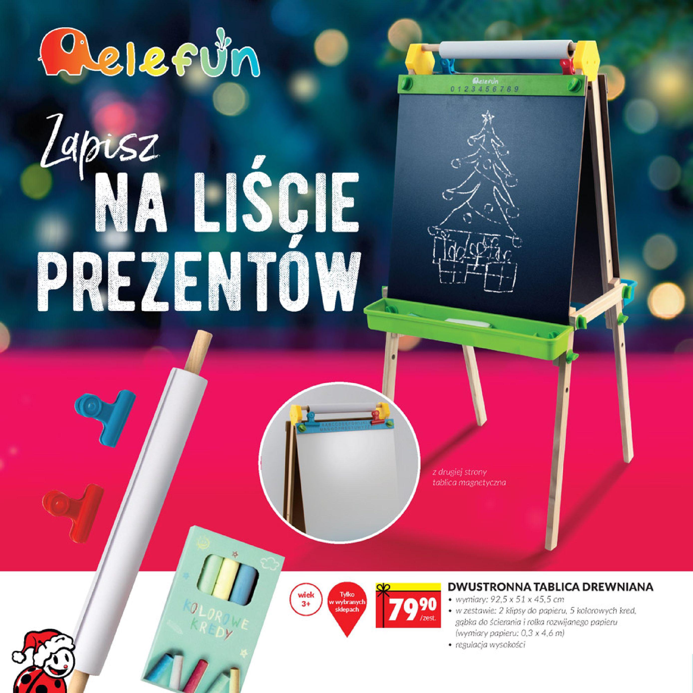 Gazetka Biedronka - Zabawki w Biedronce-11.11.2019-15.12.2019-page-30