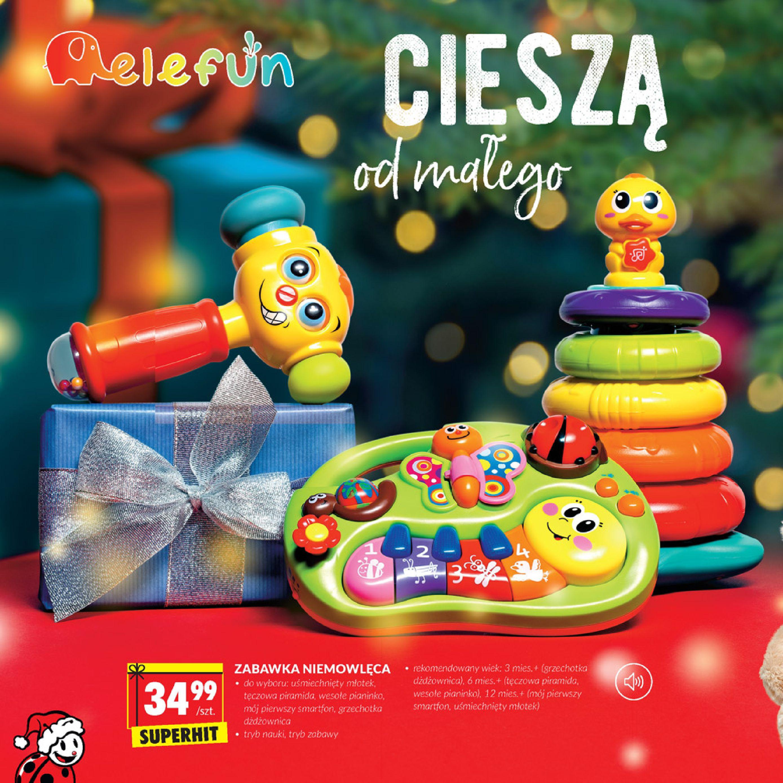 Gazetka Biedronka - Zabawki w Biedronce-11.11.2019-15.12.2019-page-32
