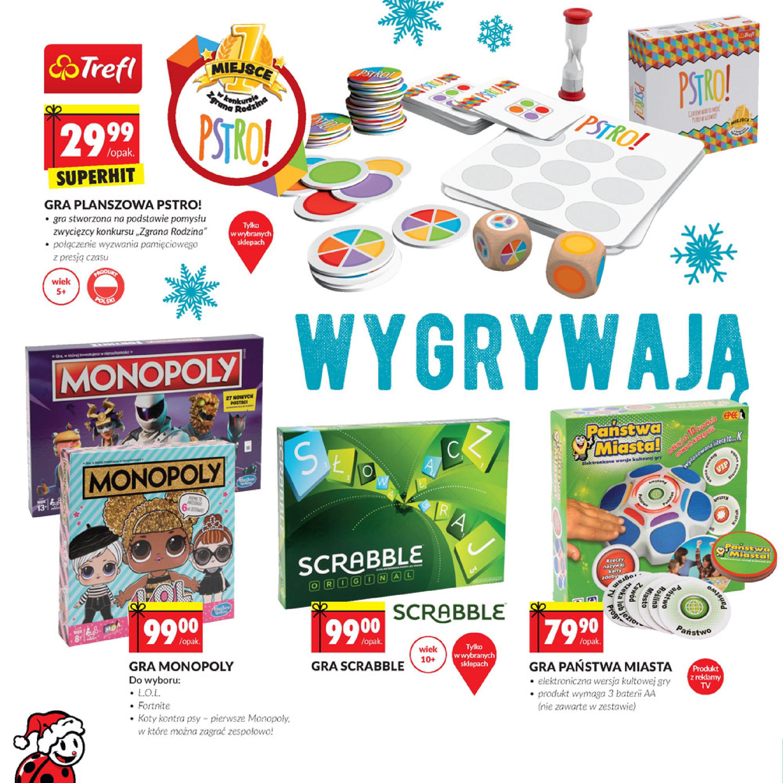 Gazetka Biedronka - Zabawki w Biedronce-11.11.2019-15.12.2019-page-36