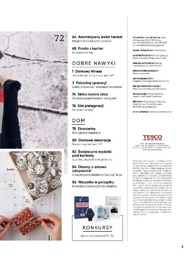 Gazetka Tesco - Magazyn zimowy-01.12.2019-15.03.2020-page-5