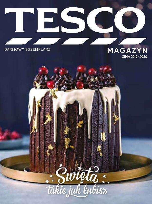 Gazetka Tesco - Magazyn zimowy-01.12.2019-15.03.2020-page-1