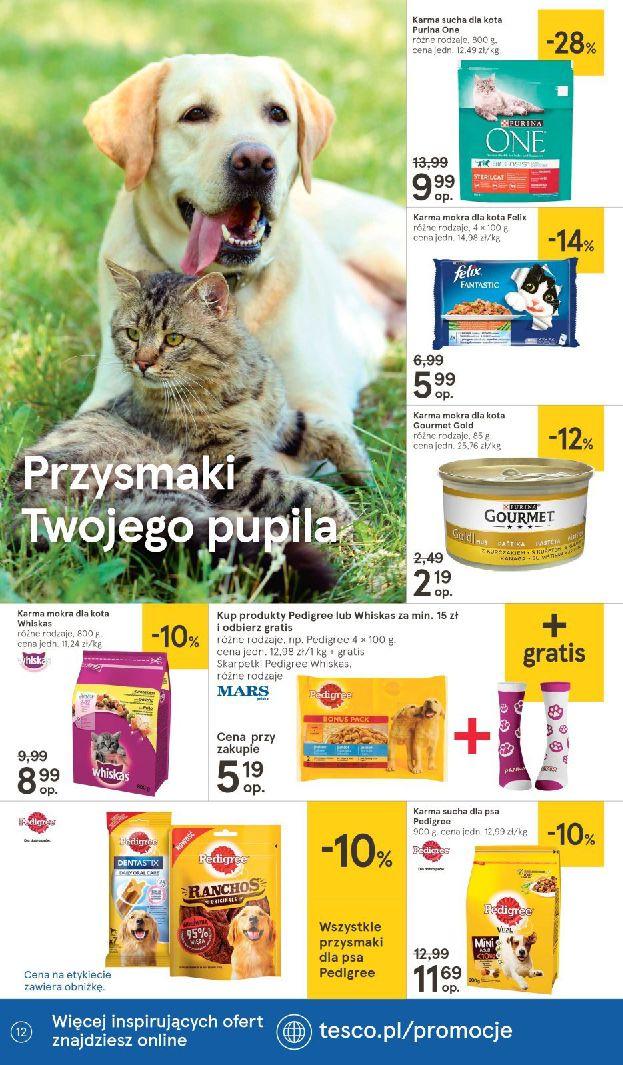 Gazetka Tesco - Oferta na art. spożywcze i kosmetyki-11.09.2019-18.09.2019-page-12
