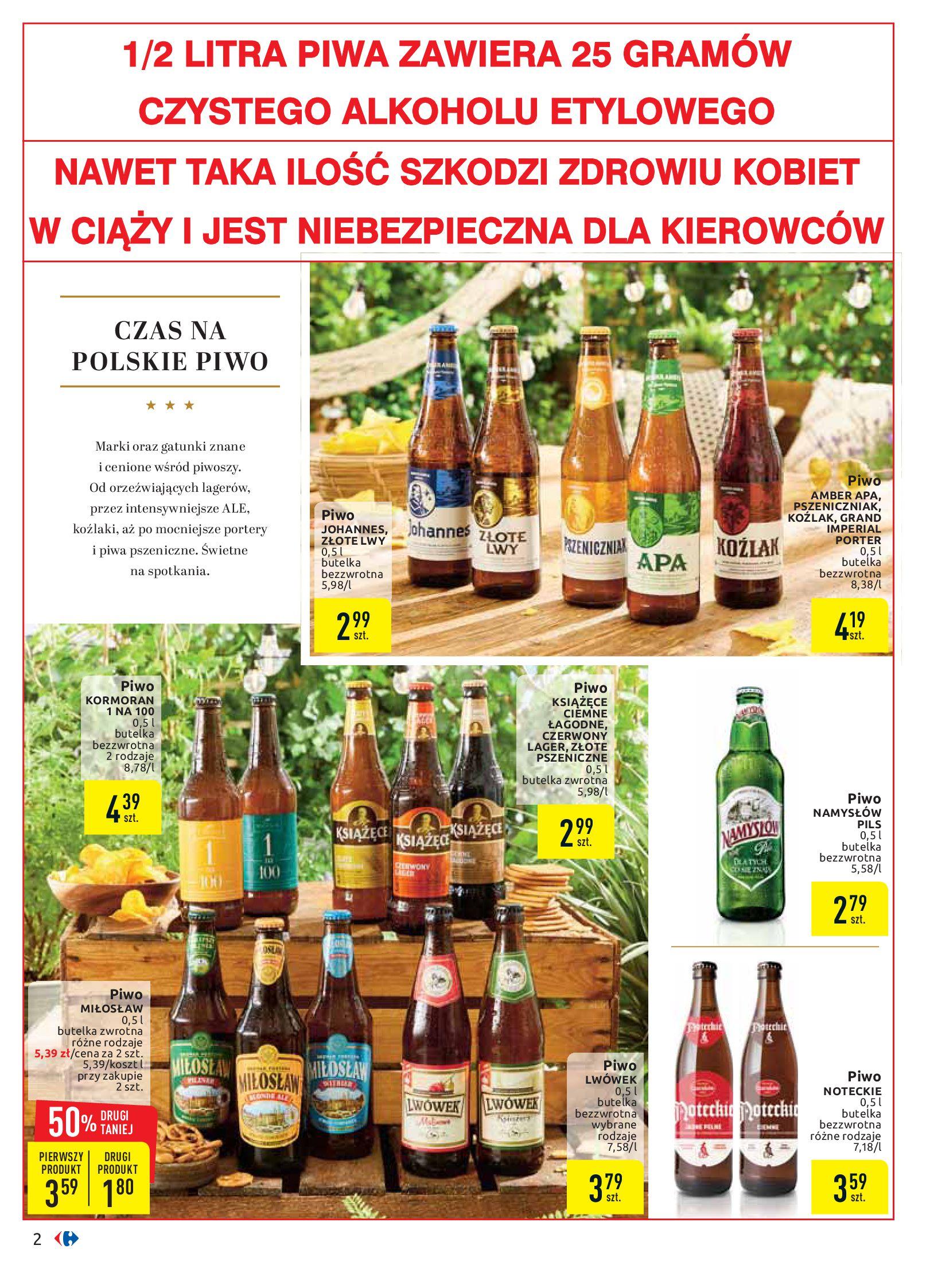Gazetka Carrefour - Katalog letnich piw-10.06.2019-22.06.2019-page-