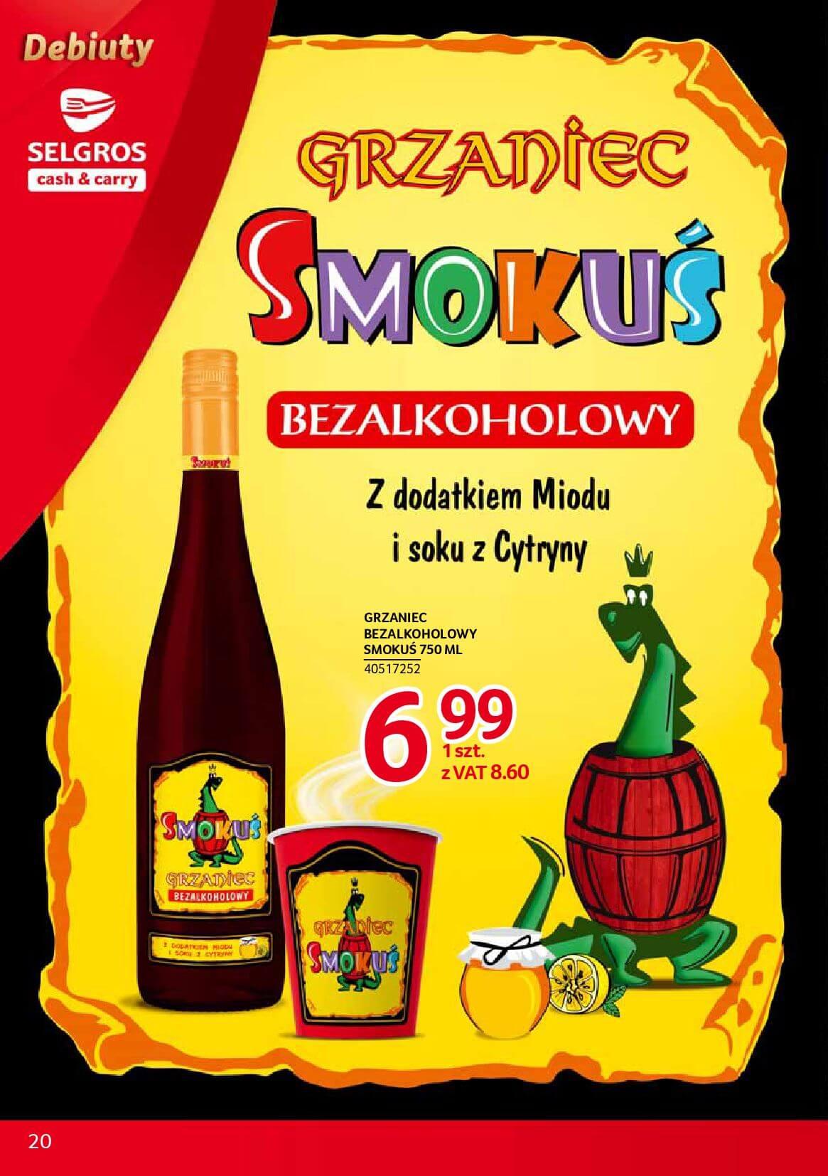 Gazetka Selgros - Debiuty-04.12.2018-16.12.2018-page-