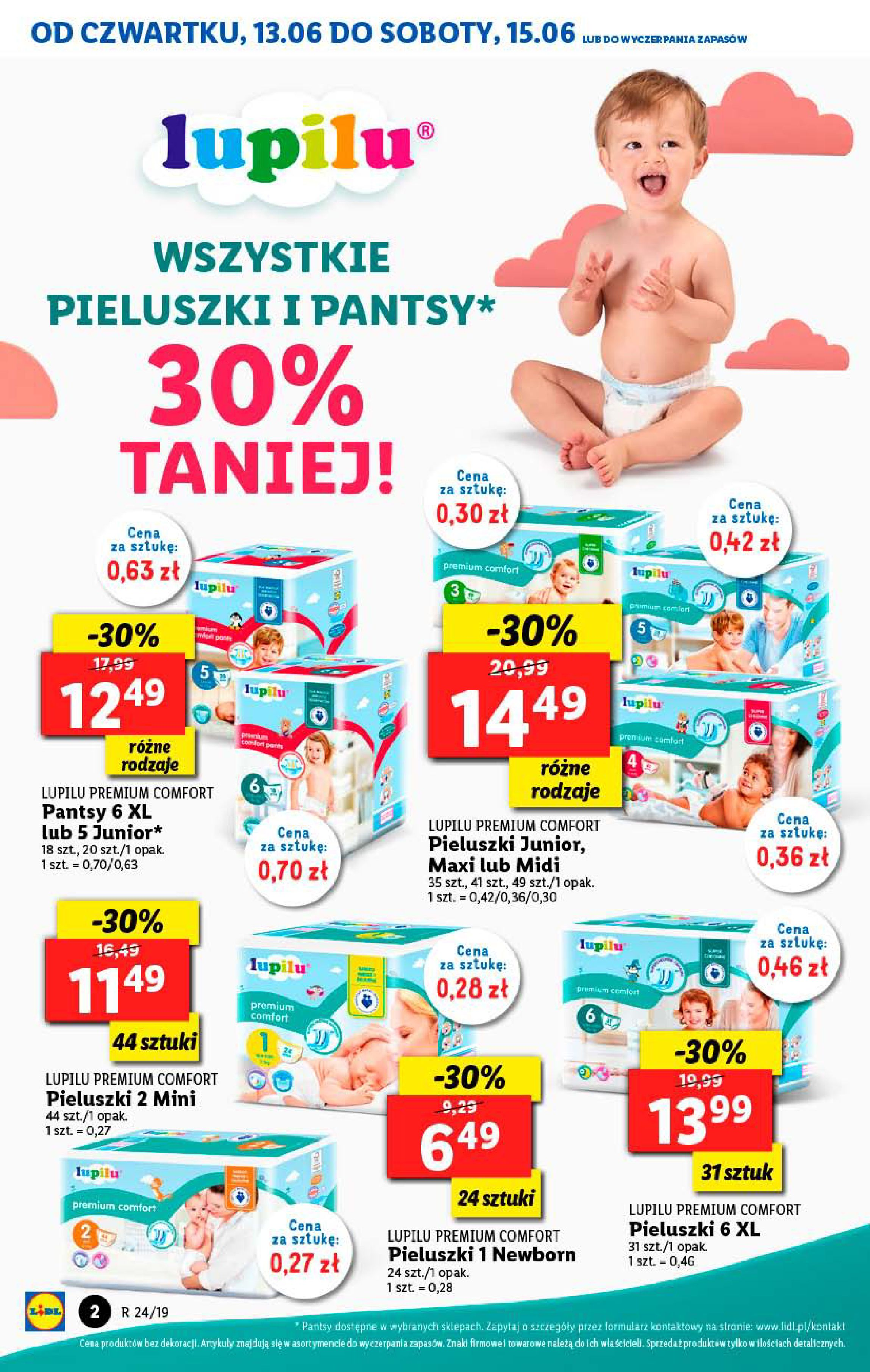Gazetka Lidl - Od czwartku-12.06.2019-15.06.2019-page-