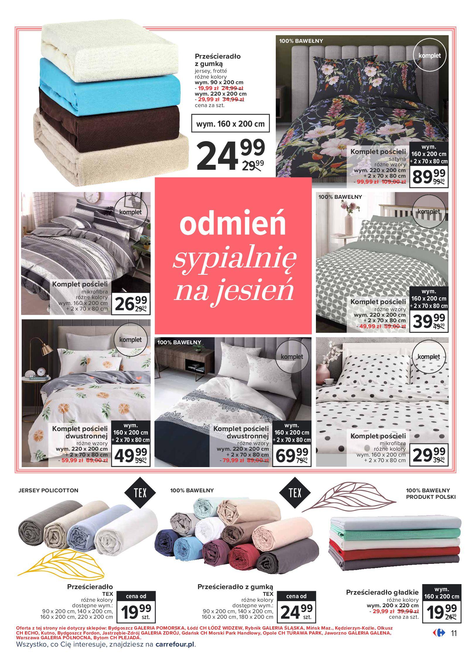 Gazetka Carrefour: Gazetka Carrefour - Dom gotowy na Jesień! 2021-09-14 page-11