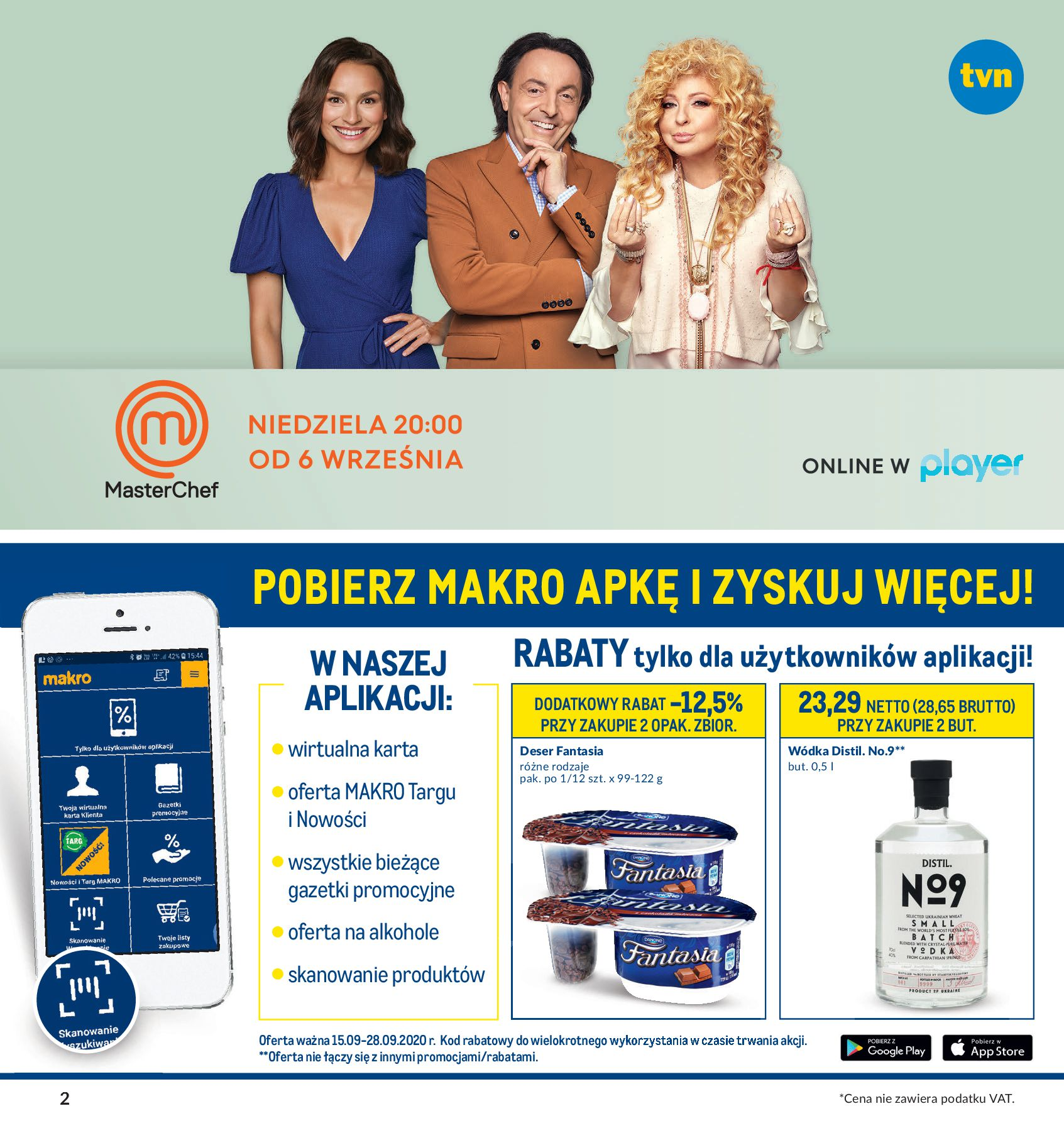 Gazetka Makro - Oferta handowa-14.09.2020-29.09.2020-page-2