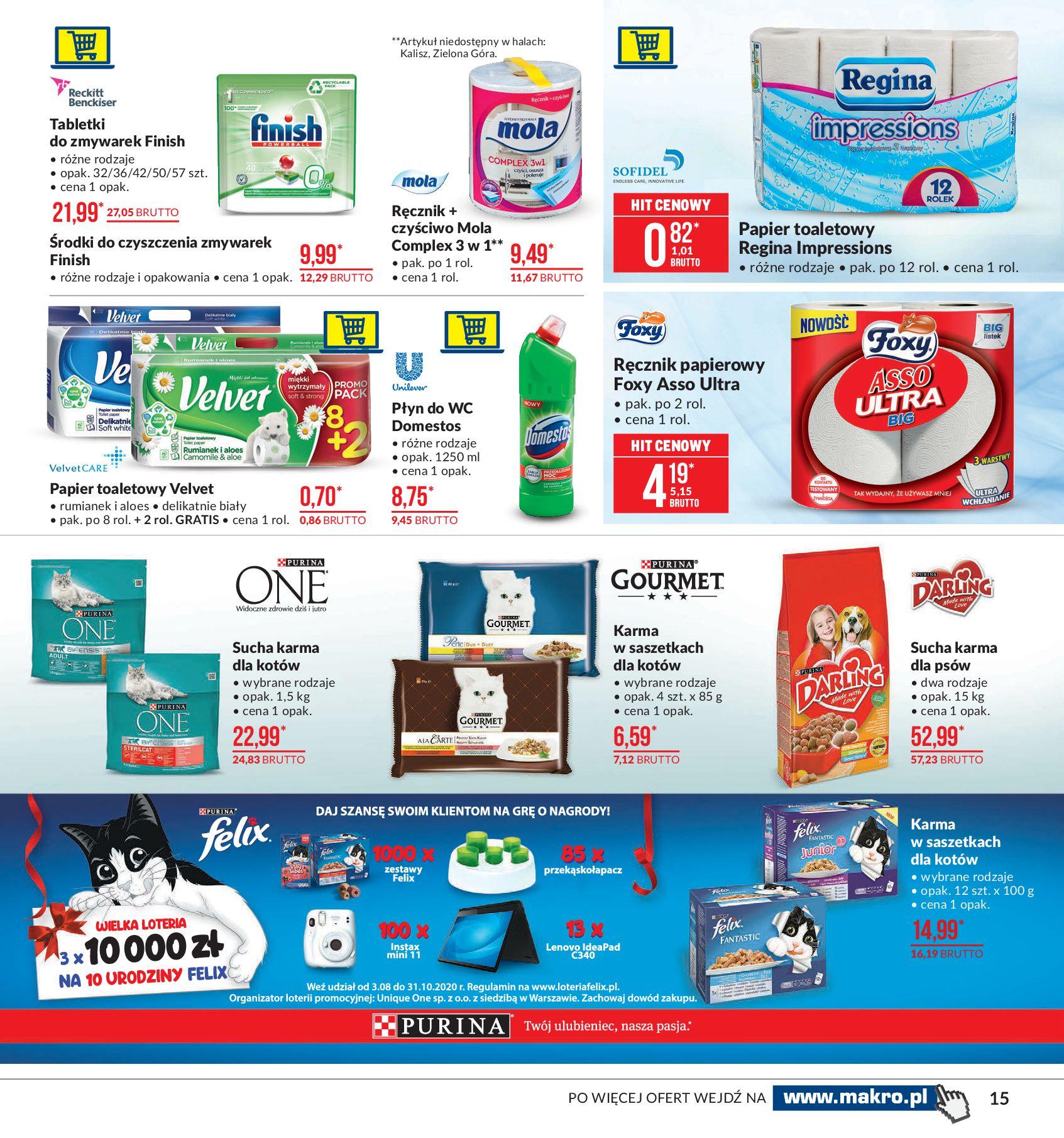 Gazetka Makro - Oferta handowa-14.09.2020-29.09.2020-page-15