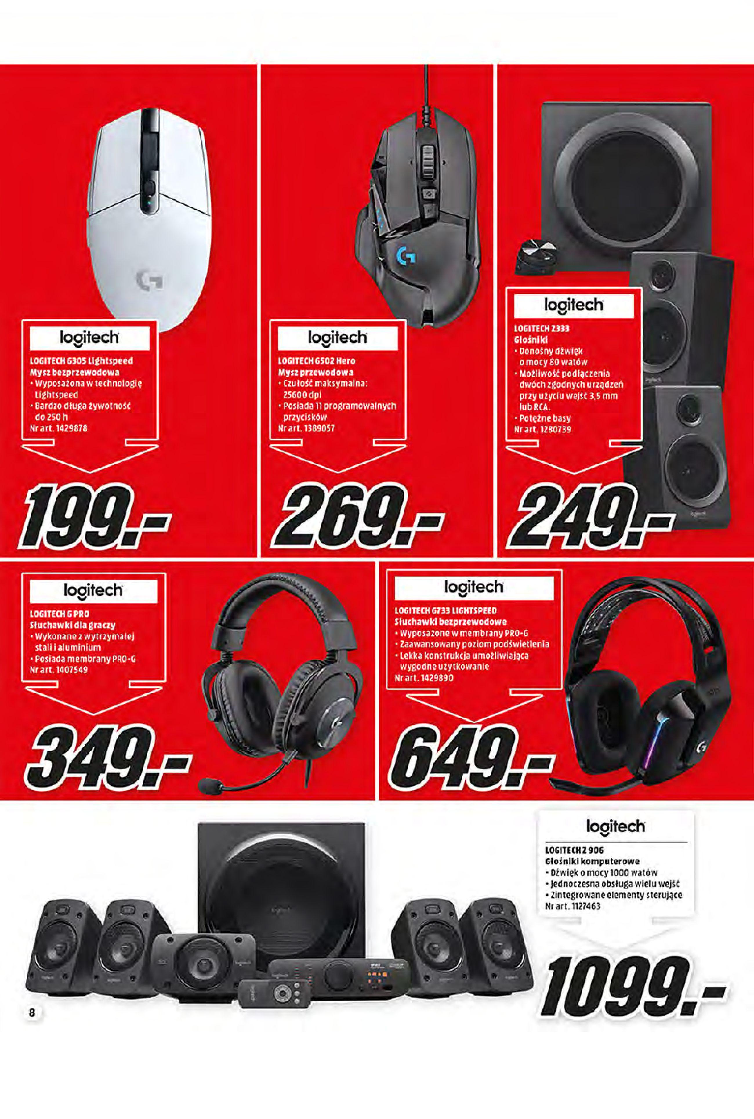 Gazetka Media Markt: Oferta handlowa 2021-01-11 page-8