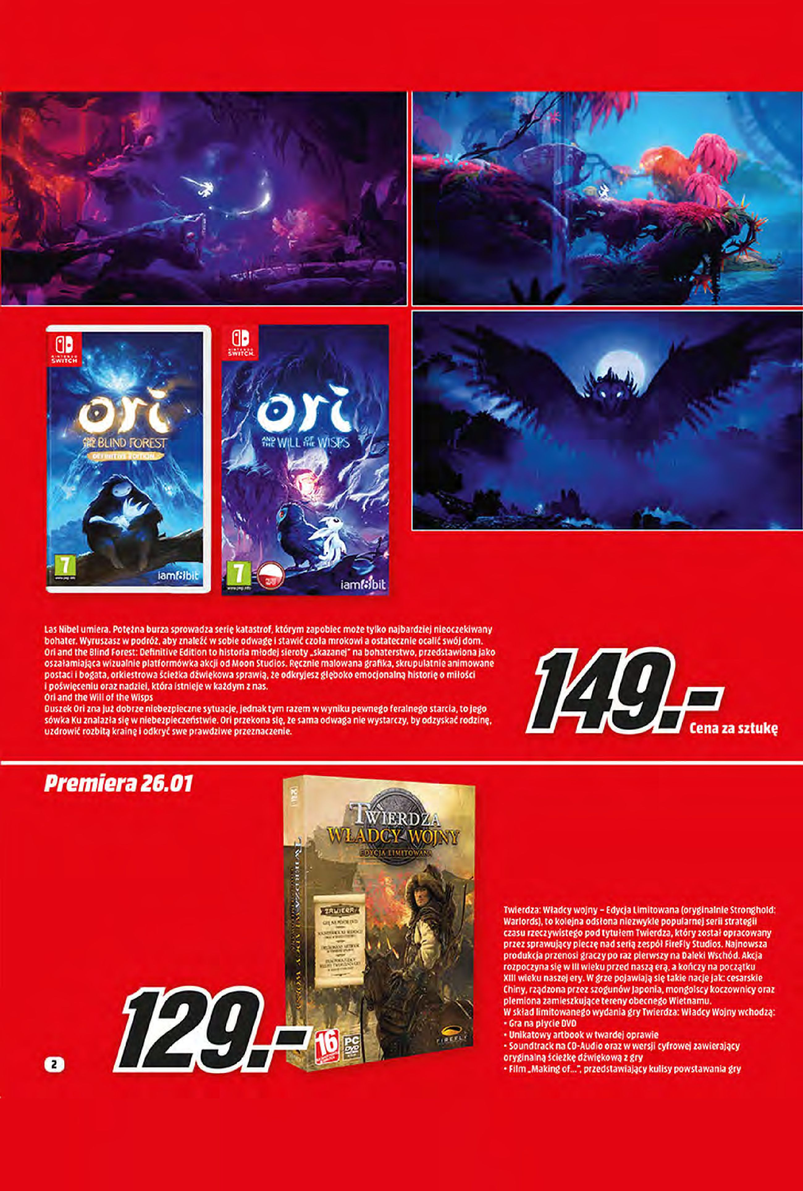 Gazetka Media Markt: Oferta handlowa 2021-01-11 page-2