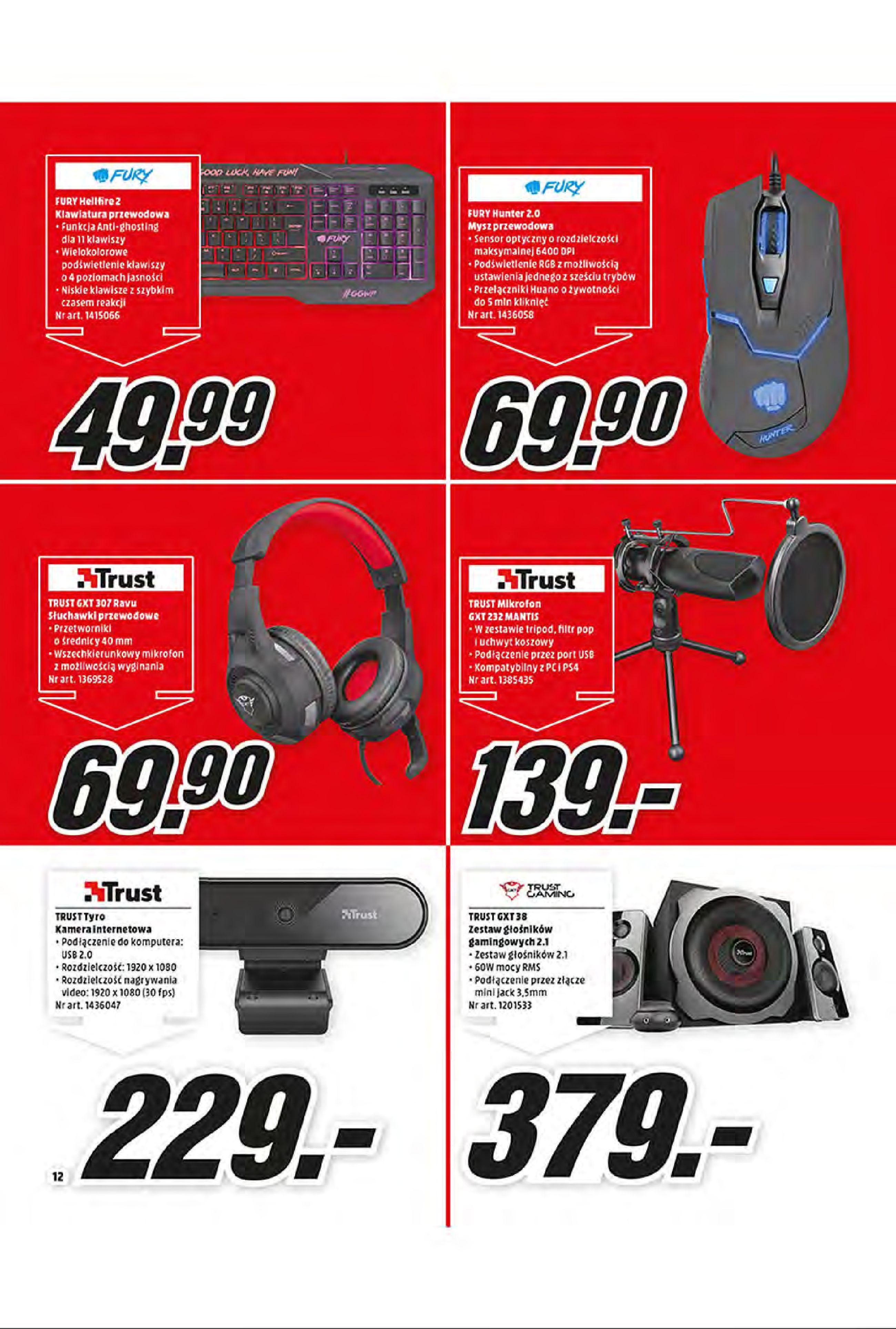 Gazetka Media Markt: Oferta handlowa 2021-01-11 page-12